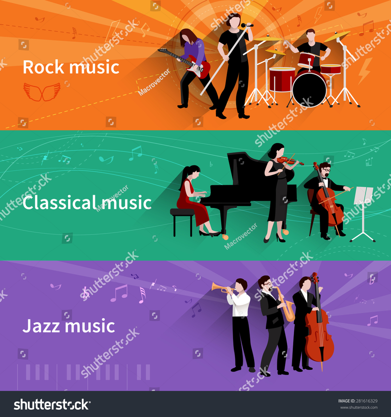 a history of jazz and classical music Music history: history of music: from prehistoric sounds to: classical music, jazz, rock music, pop music, and electronic music (baroque music, joseph haydn, chopin, beethoven book 1.