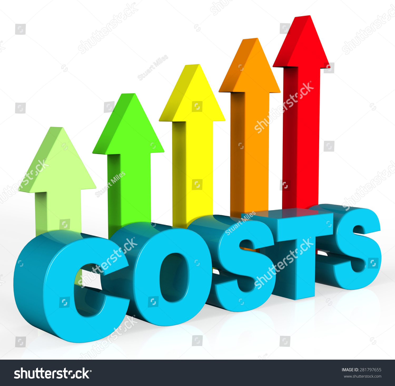 Increase costs meaning growing money balance stock illustration increase costs meaning growing money and balance biocorpaavc Images