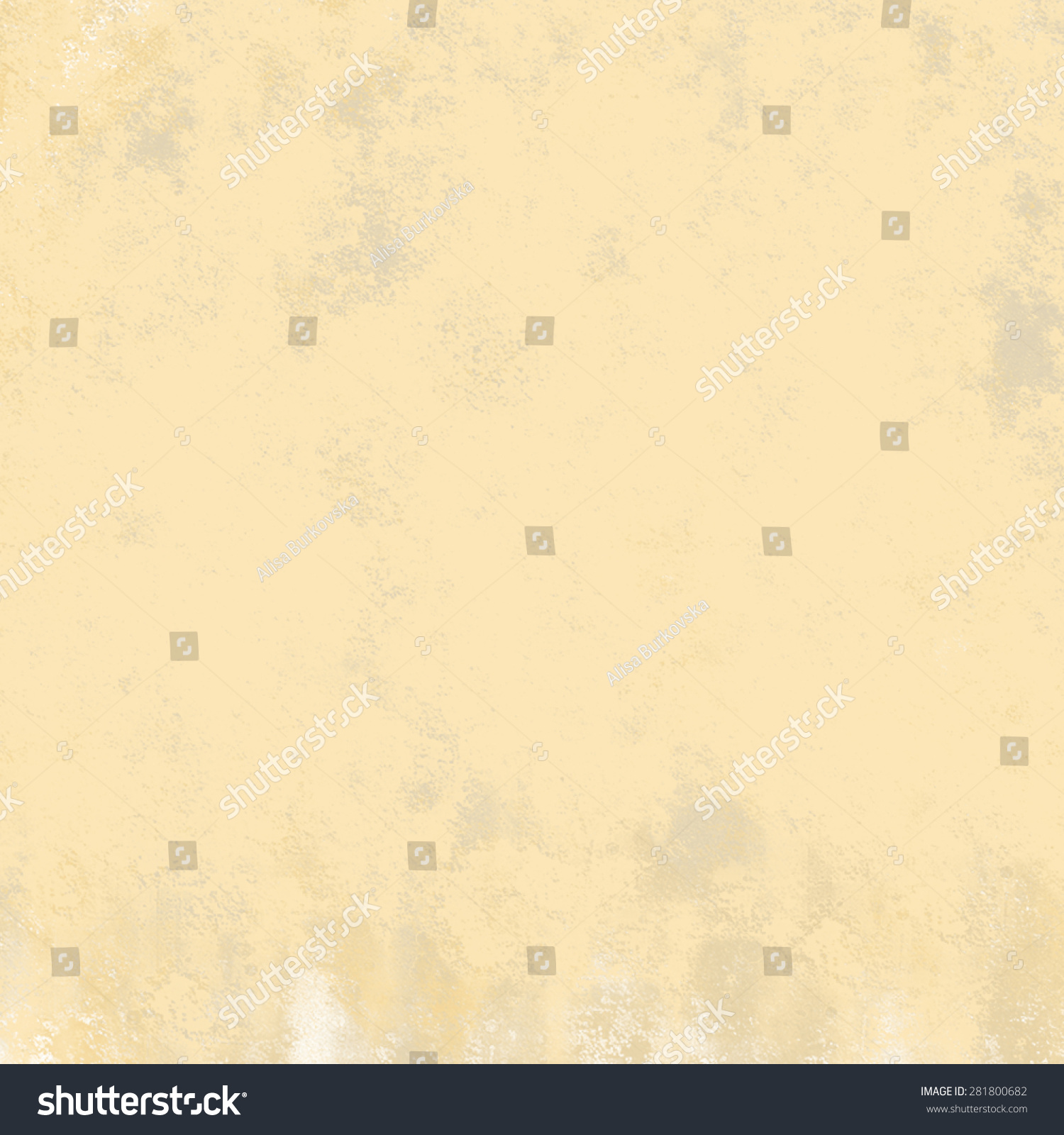 Abstract Brown Background Paper Parchment Stock Illustration 281800682