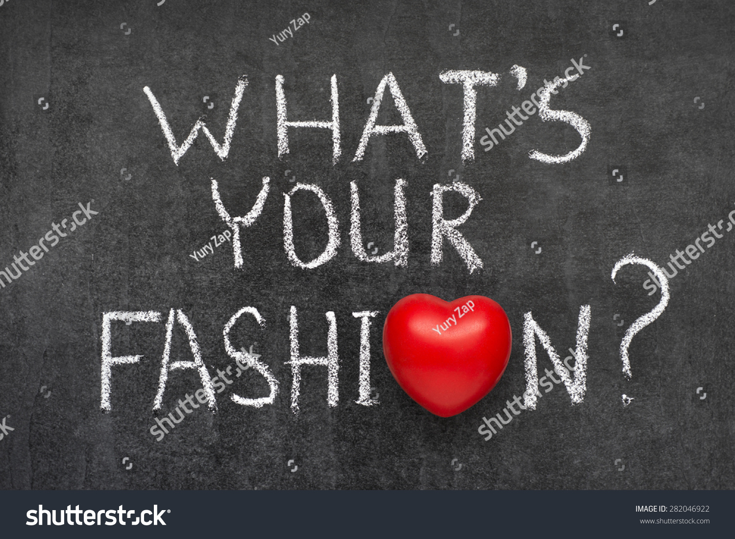 What your fashion question handwritten on stock photo 282046922 what is your fashion question handwritten on blackboard with heart symbol instead of o buycottarizona