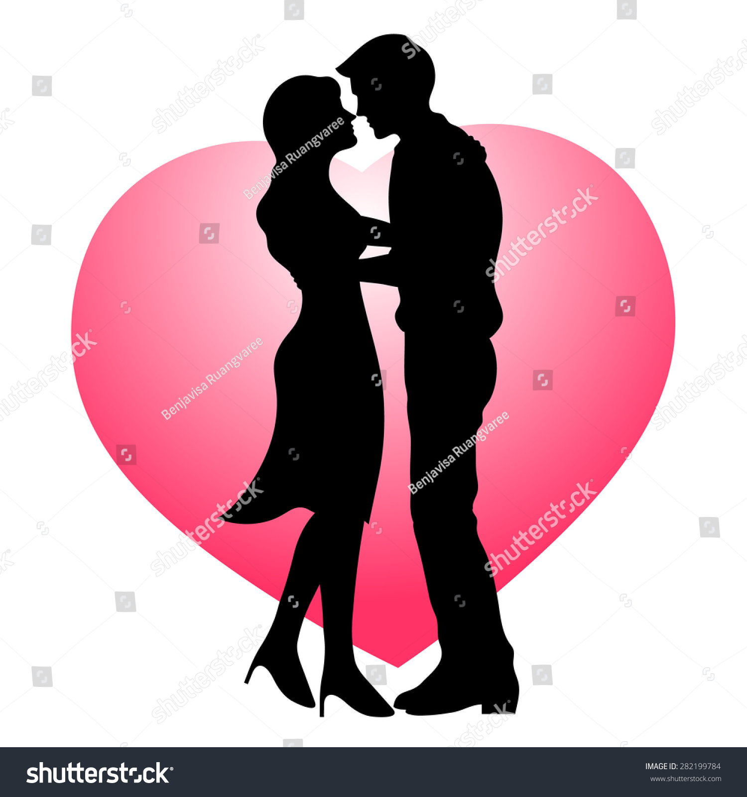 valentines day heart couple - photo #40