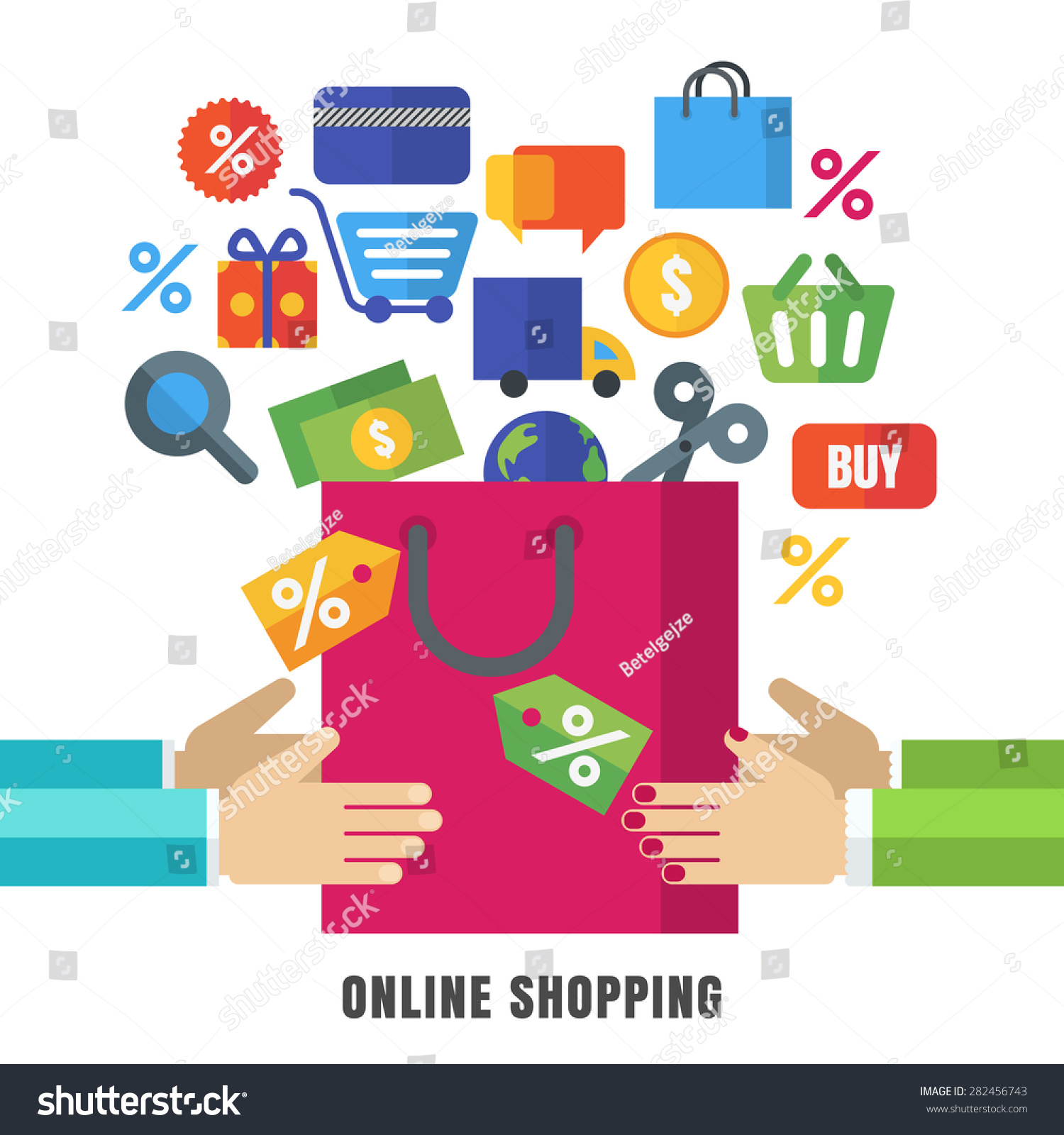 Online shopping customer care number