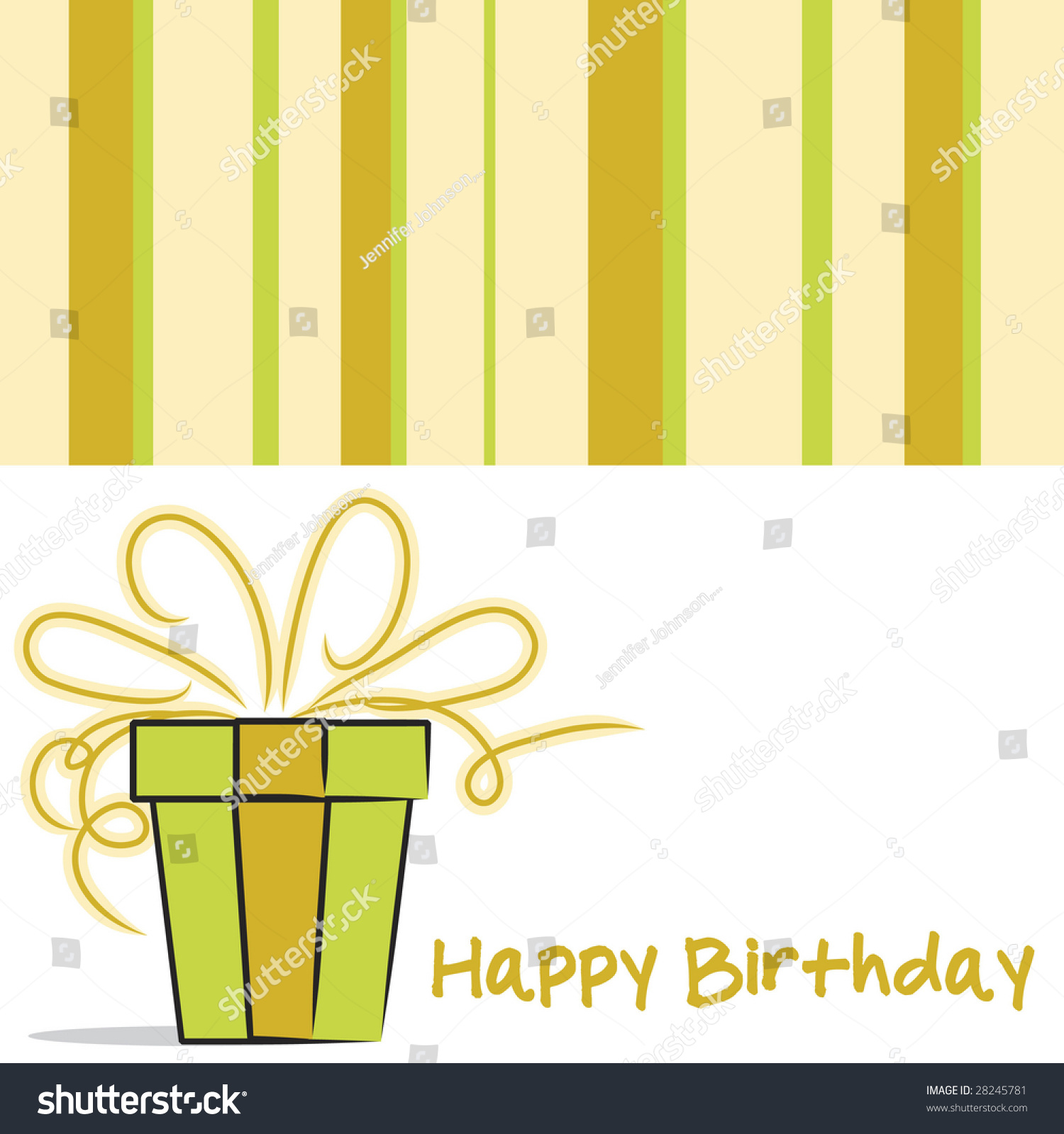 birthday card layout Template – Birthday Card Layout