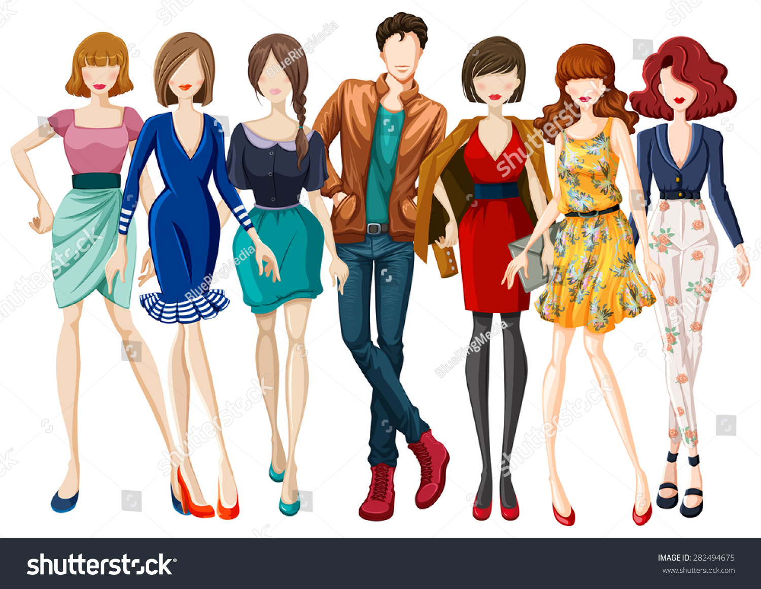 2019 year look- Clothes fashionable photo