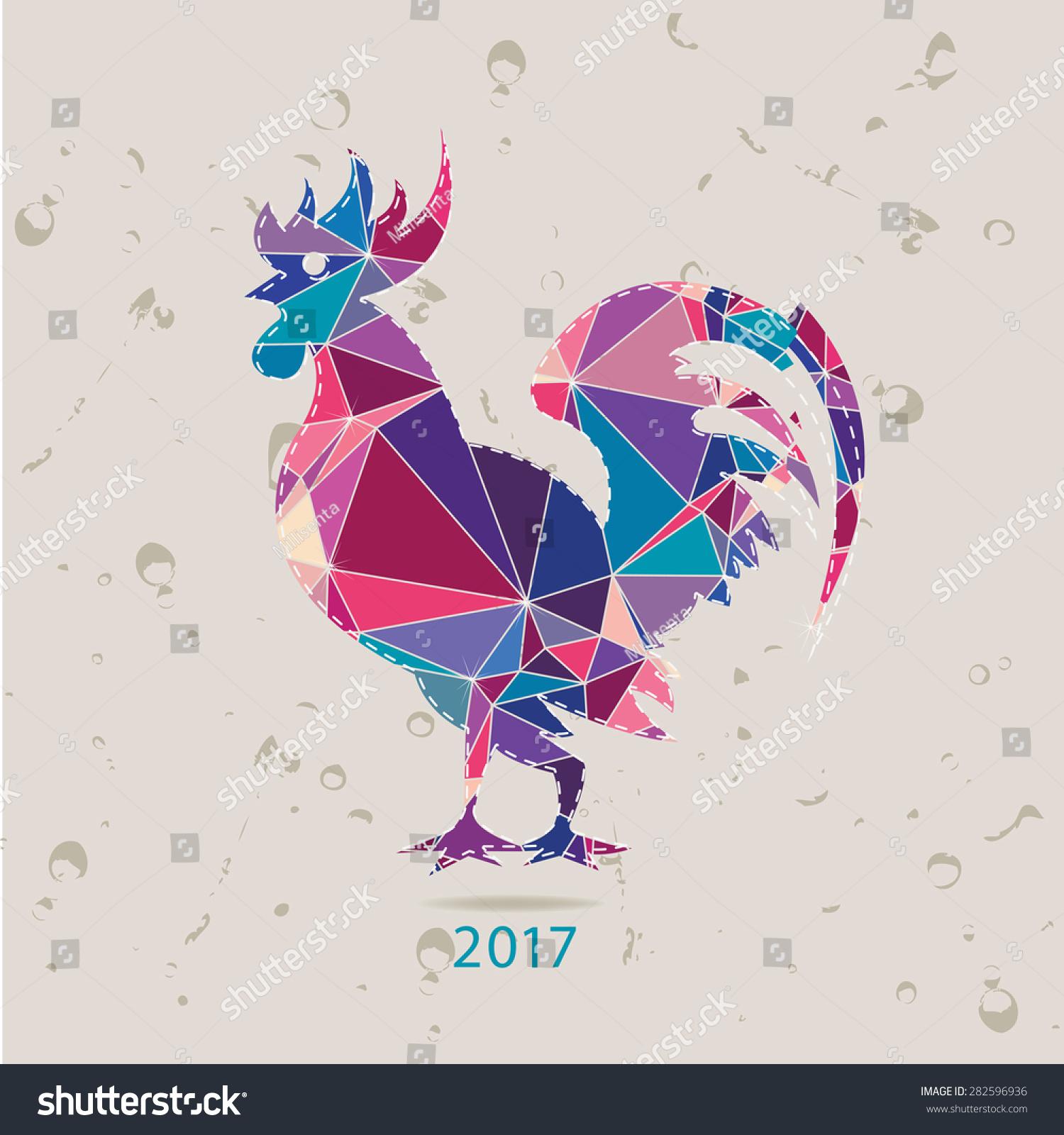 Рисунки 2017 года своими руками