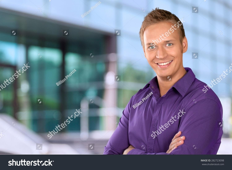 Men Owner Small Business Stock Photo 282723098 - Shutterstock