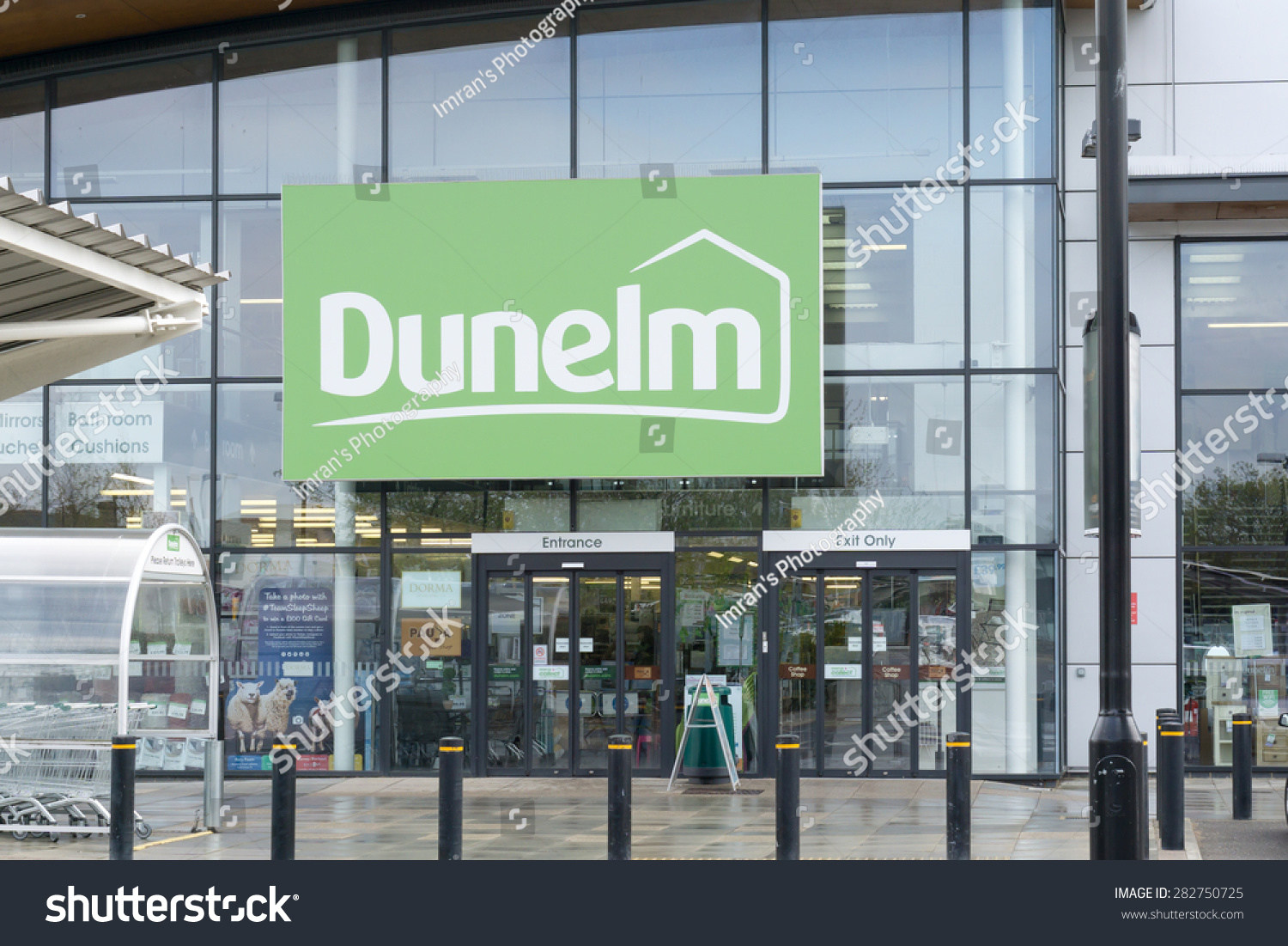 Cambridge England 7 May 2015 Dunelm Stock Photo 282750725 Shutterstock