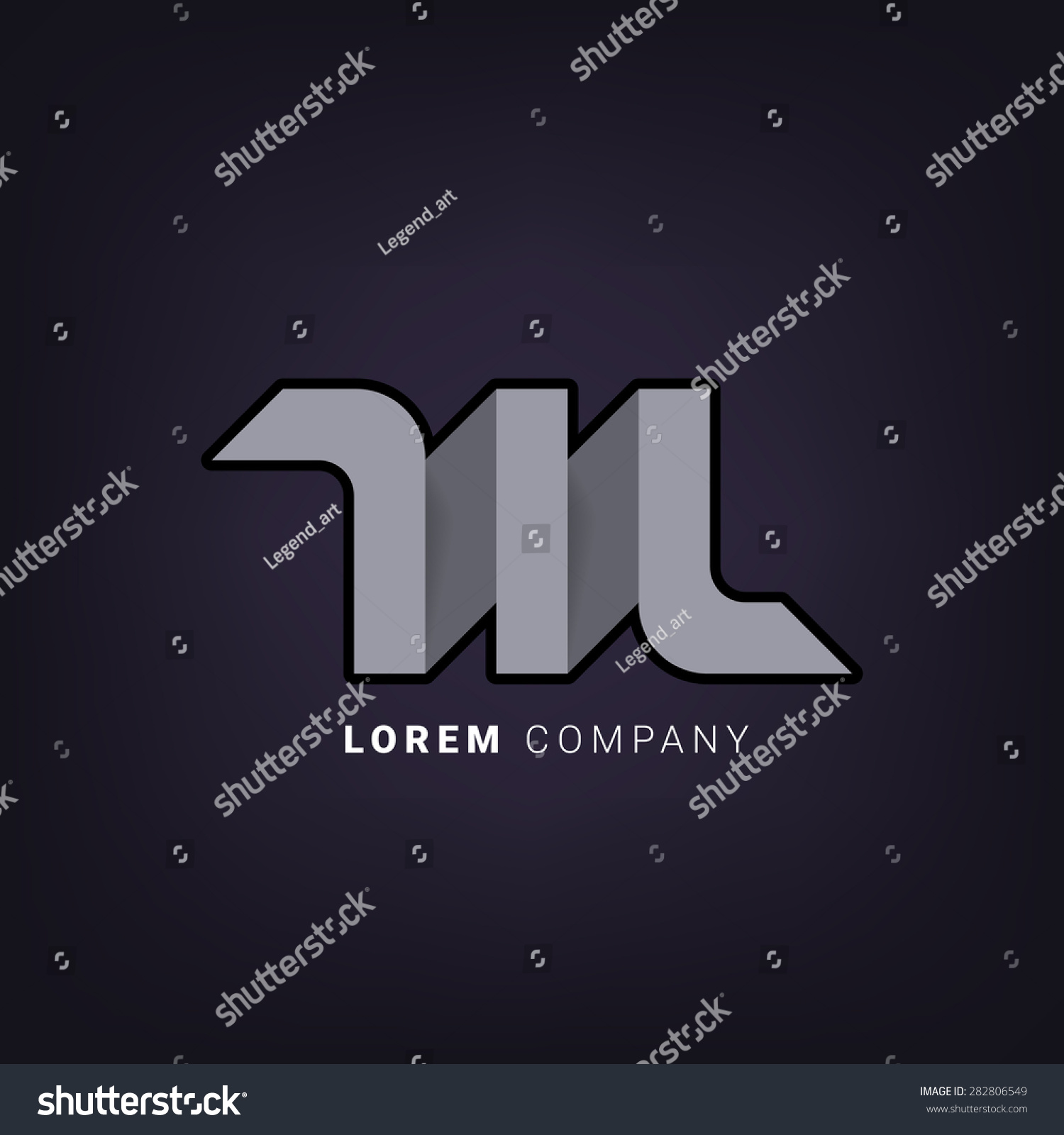 letter m logo stock vector image 63388199 m letter logo vector illustration stock vector 282806549 822