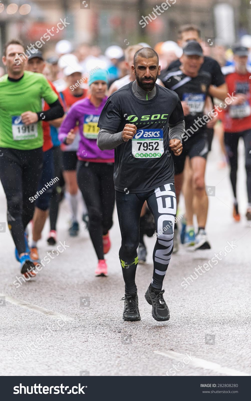 Asics Stockholm Marathon | Century City Athletic Club