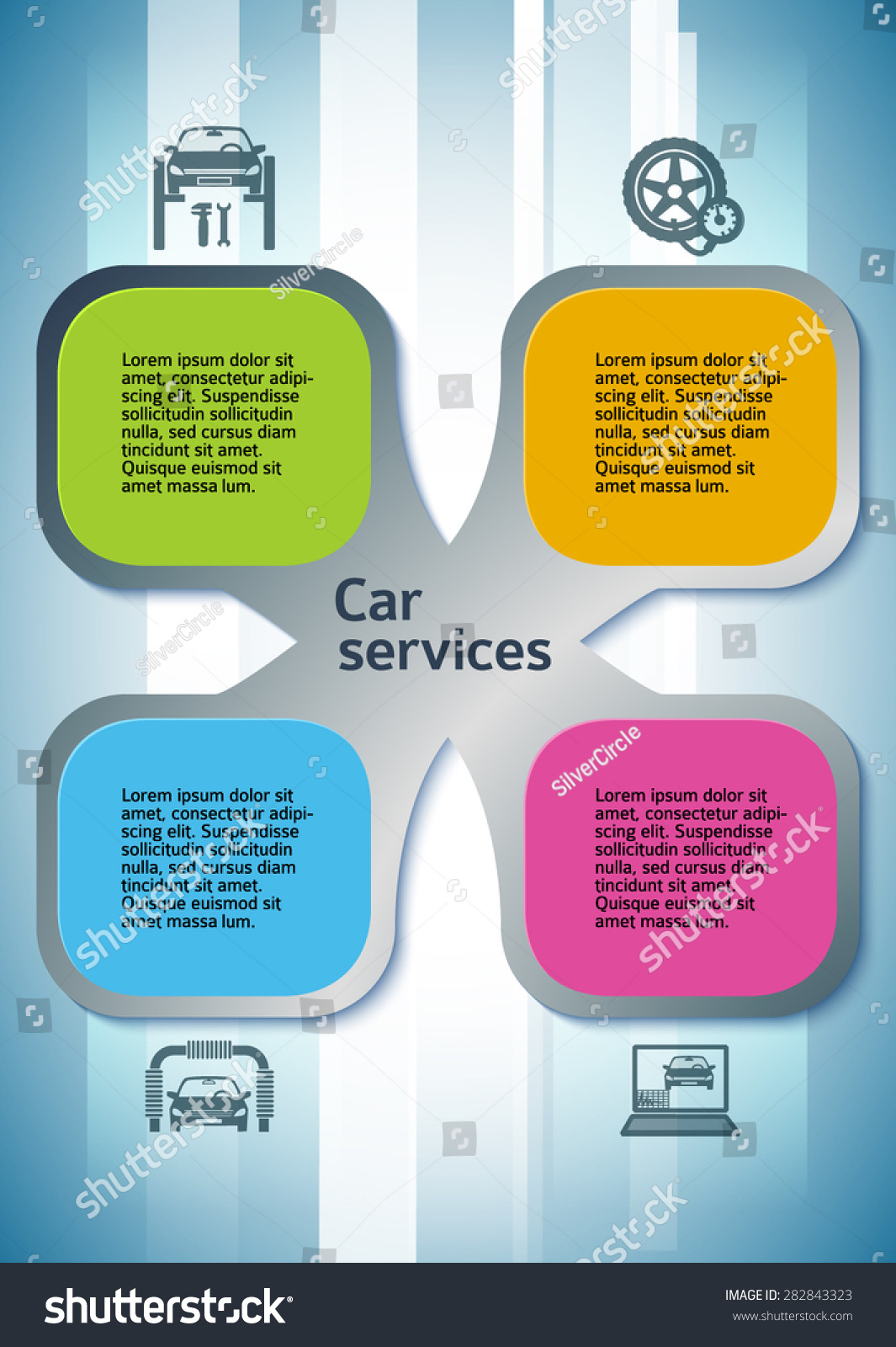 A Sample Auto Repair Shop Business Plan Template