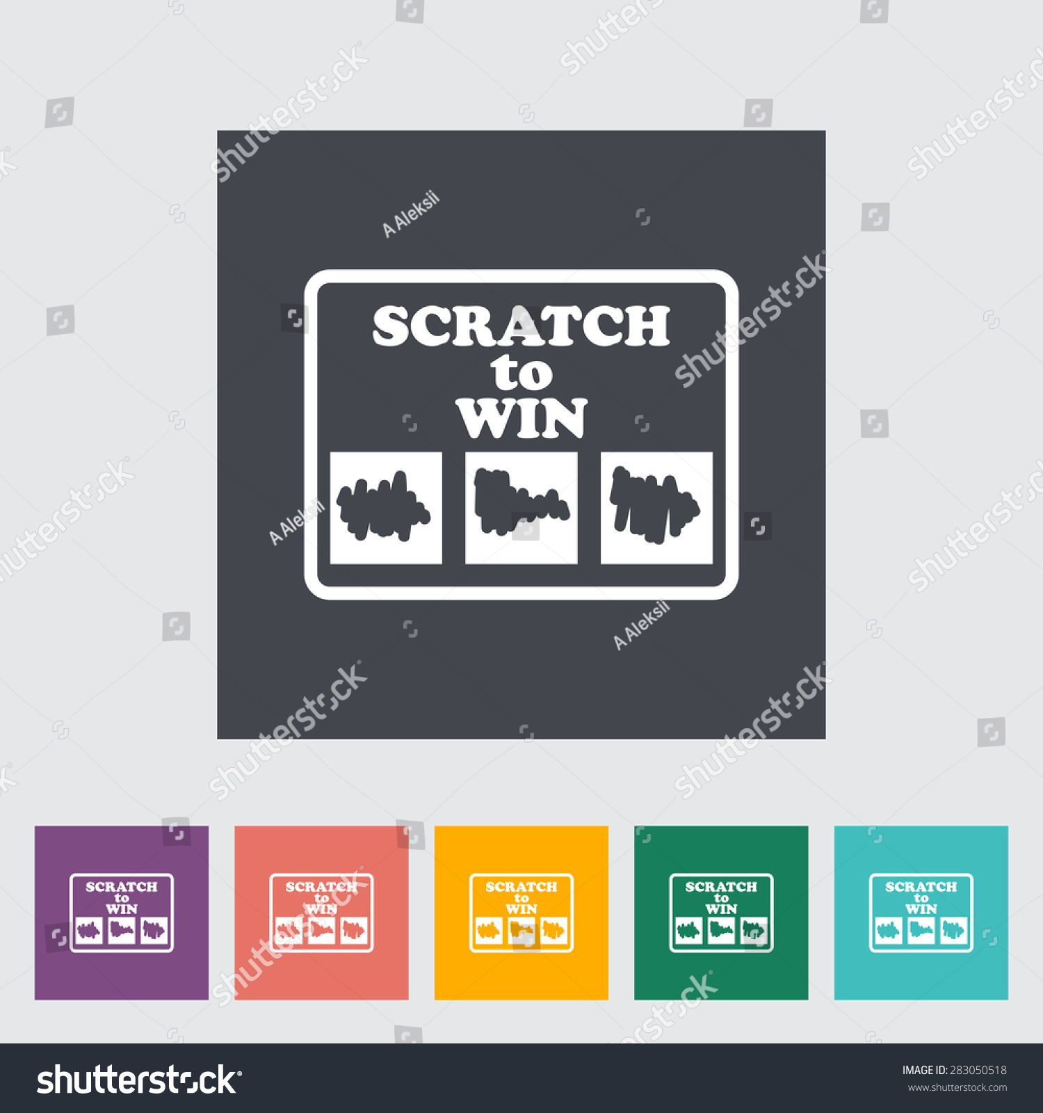 Scratch Card Symbols
