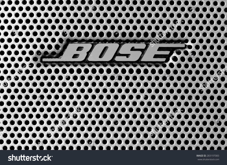 Leeds June 01 Bose Logo On Stock Photo Edit Now 283197083