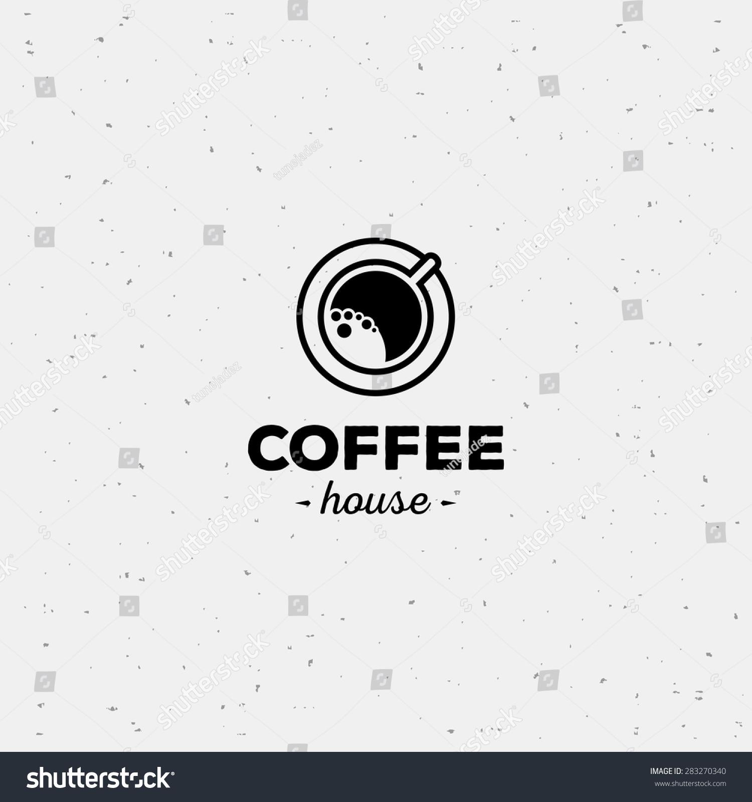coffee cup logo template - photo #38