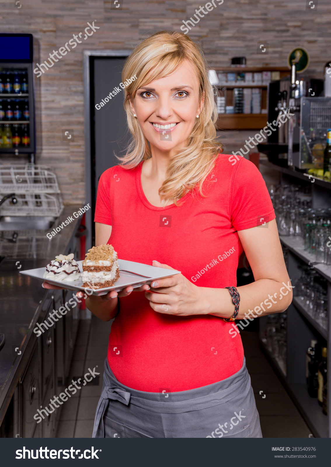 how to become a waitress at sur