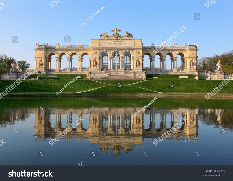 Gloriette Schonbrunn Palac...