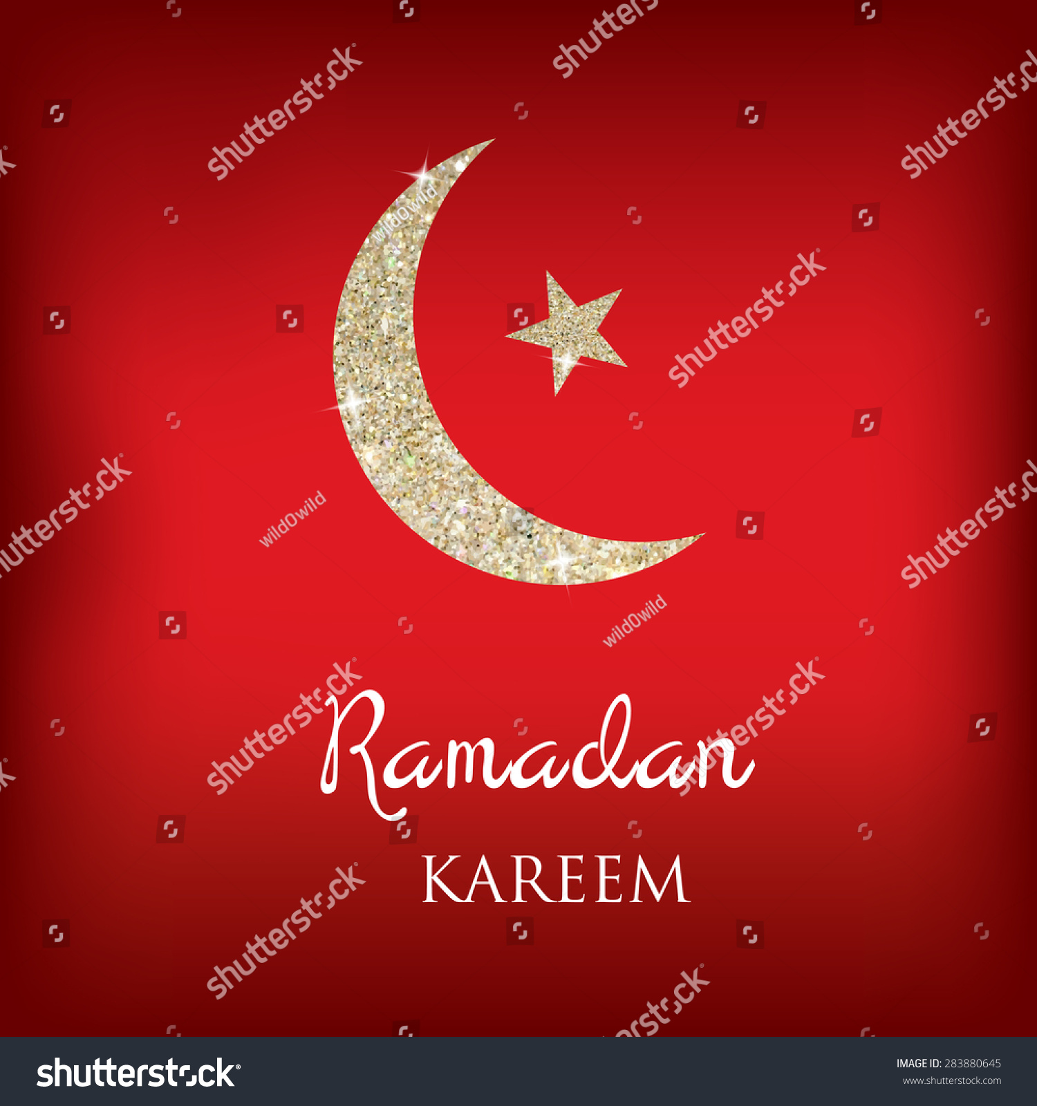 Ramadan greetings background ramadan kareem means stock vector ramadan greetings background ramadan kareem means ramadan the generous month kristyandbryce Choice Image