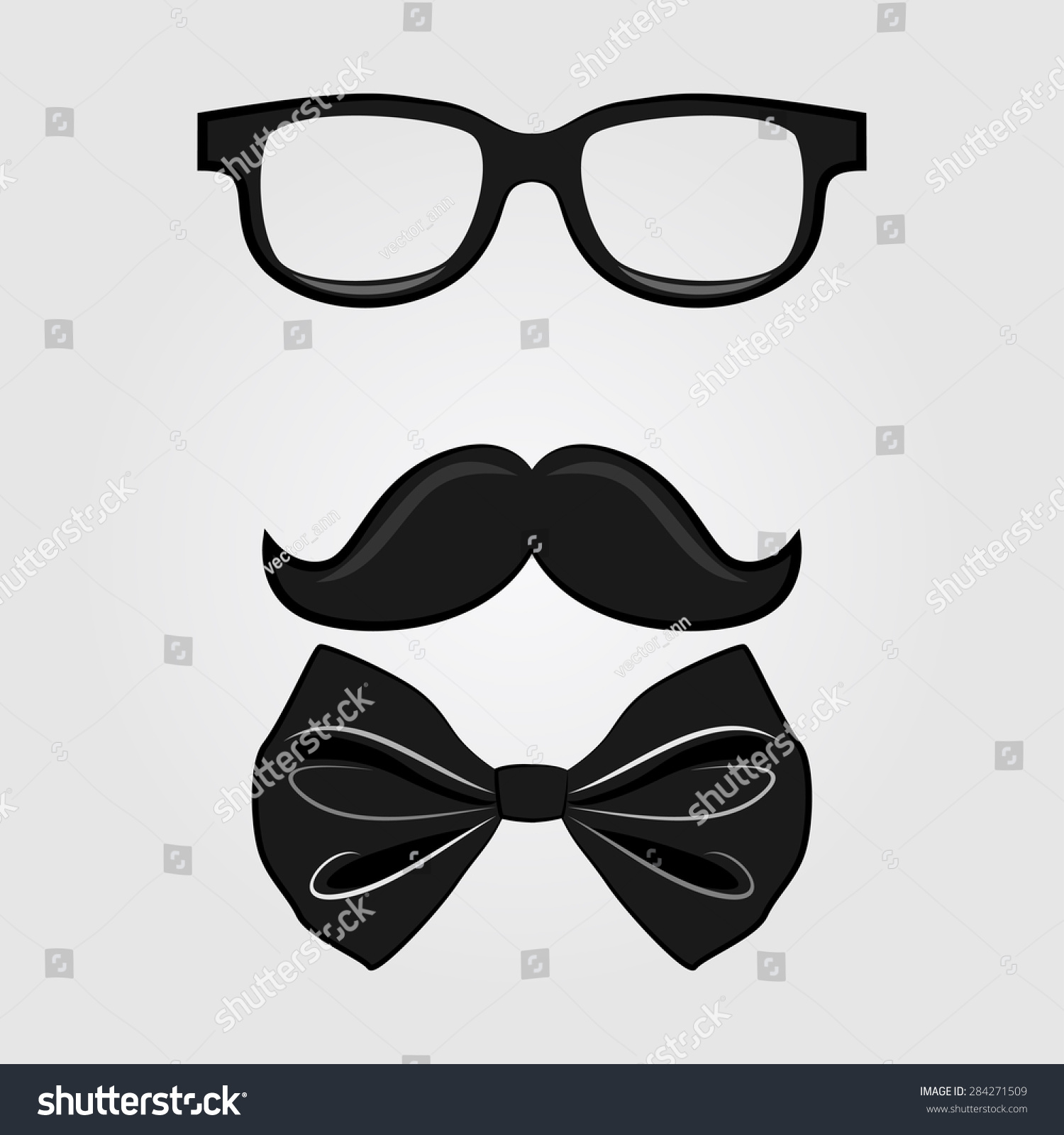 Royalty Free Stock Illustration Of Retro Symbolic Illustration Man