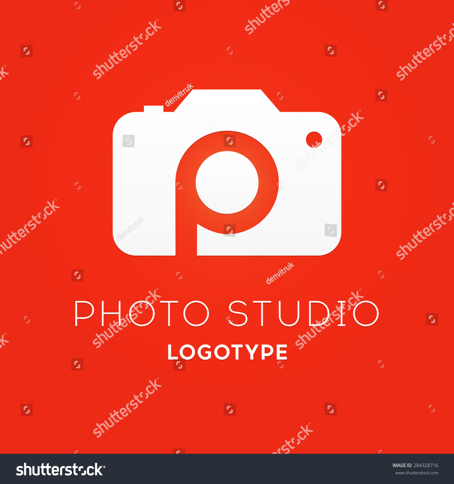 Camera Logo Design Creative Photo Studio Stock Vector ...