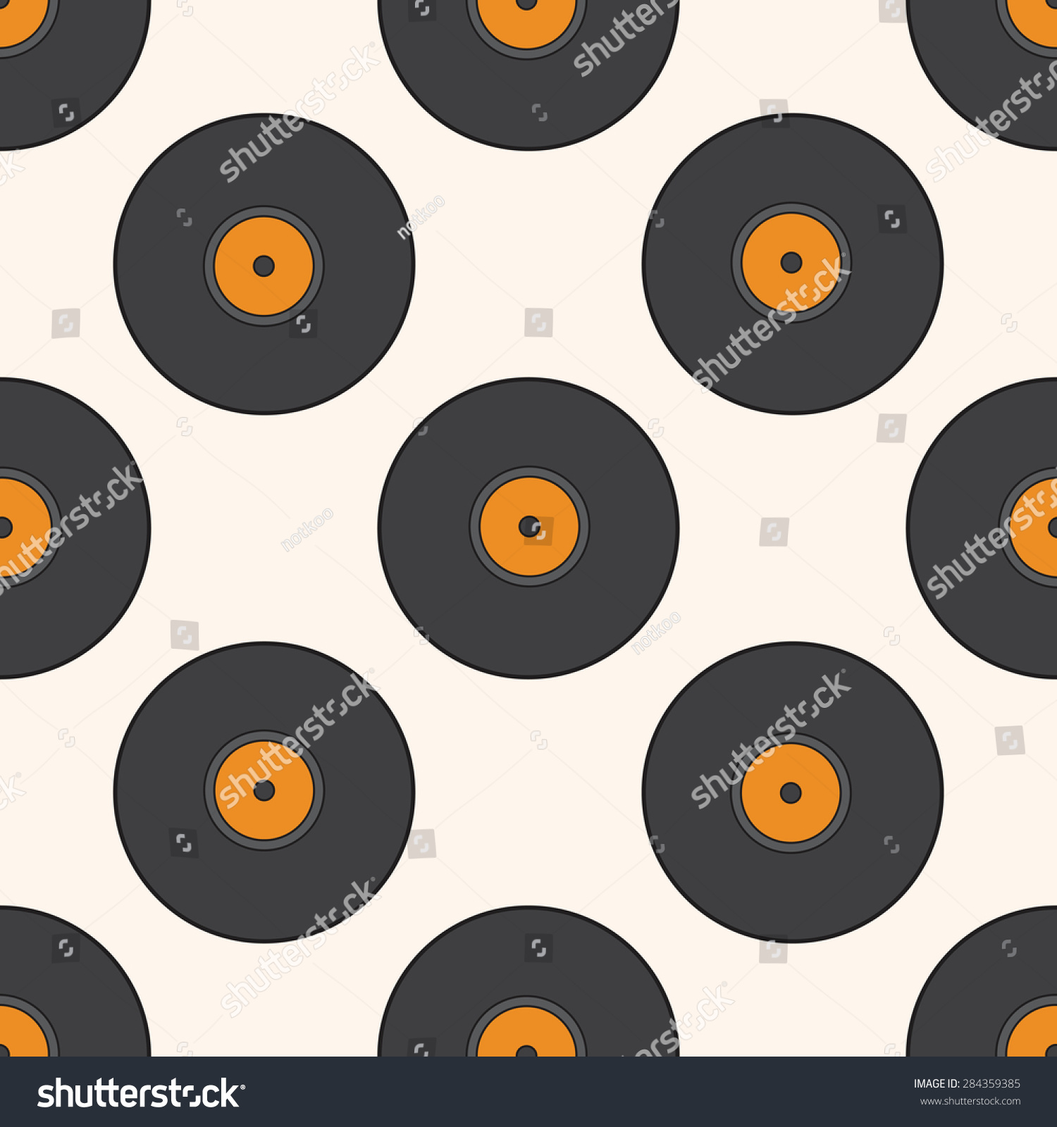 Fantastic Wallpaper Music Disk - stock-photo-rock-music-disk-cartoon-seamless-pattern-background-284359385  Trends_7035100.jpg