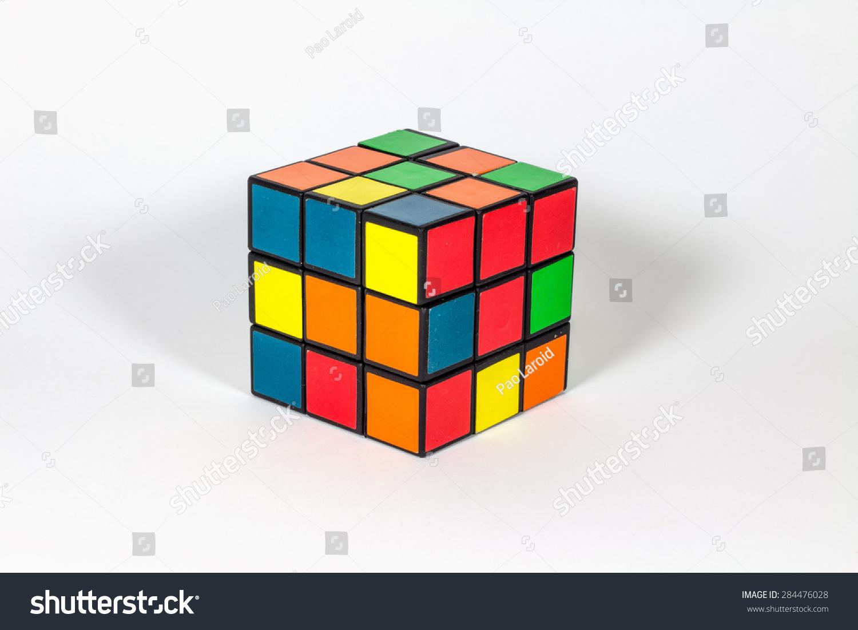 Barcelona spain 04 june 2015 rubiks stock photo 284476028 for Rubik espana