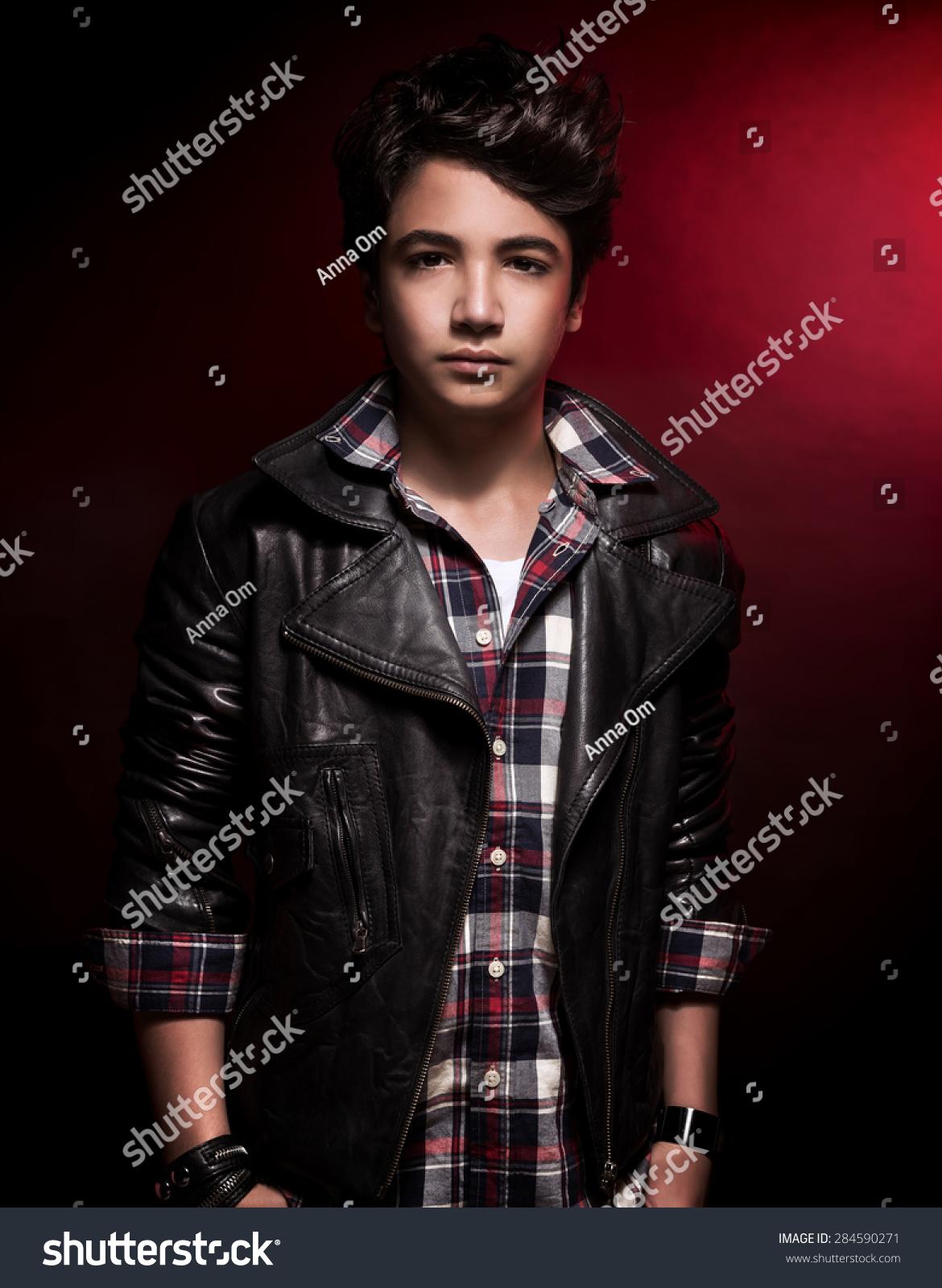 Фото мальчик подросток модель