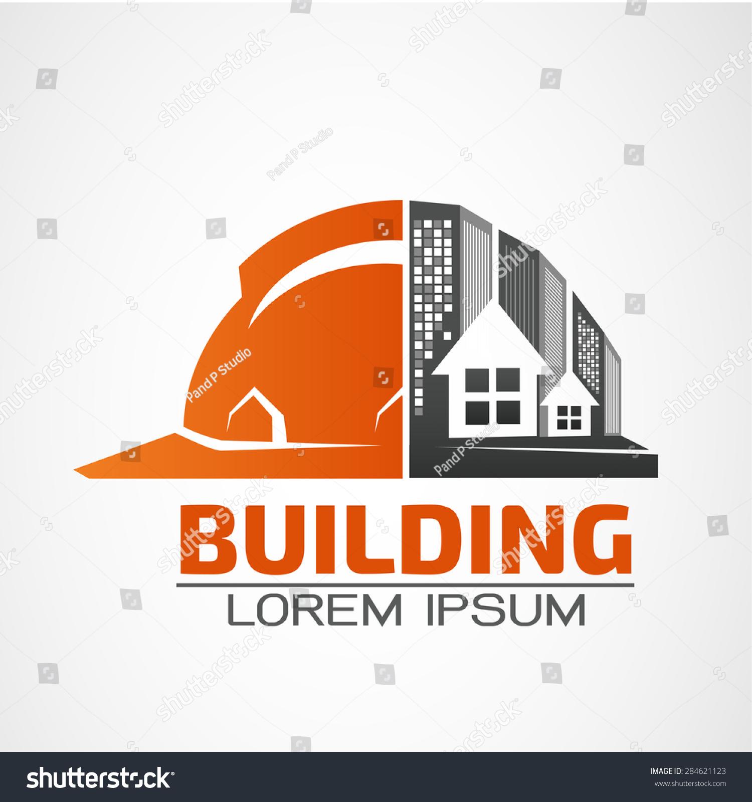 Building Logo Architecture Building Vector Logo Design