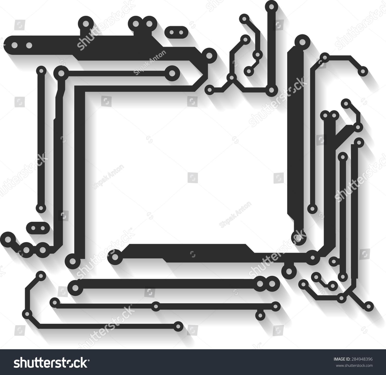 Amazing Layout Of Pcb Festooning - Wiring Diagram Ideas - guapodugh.com