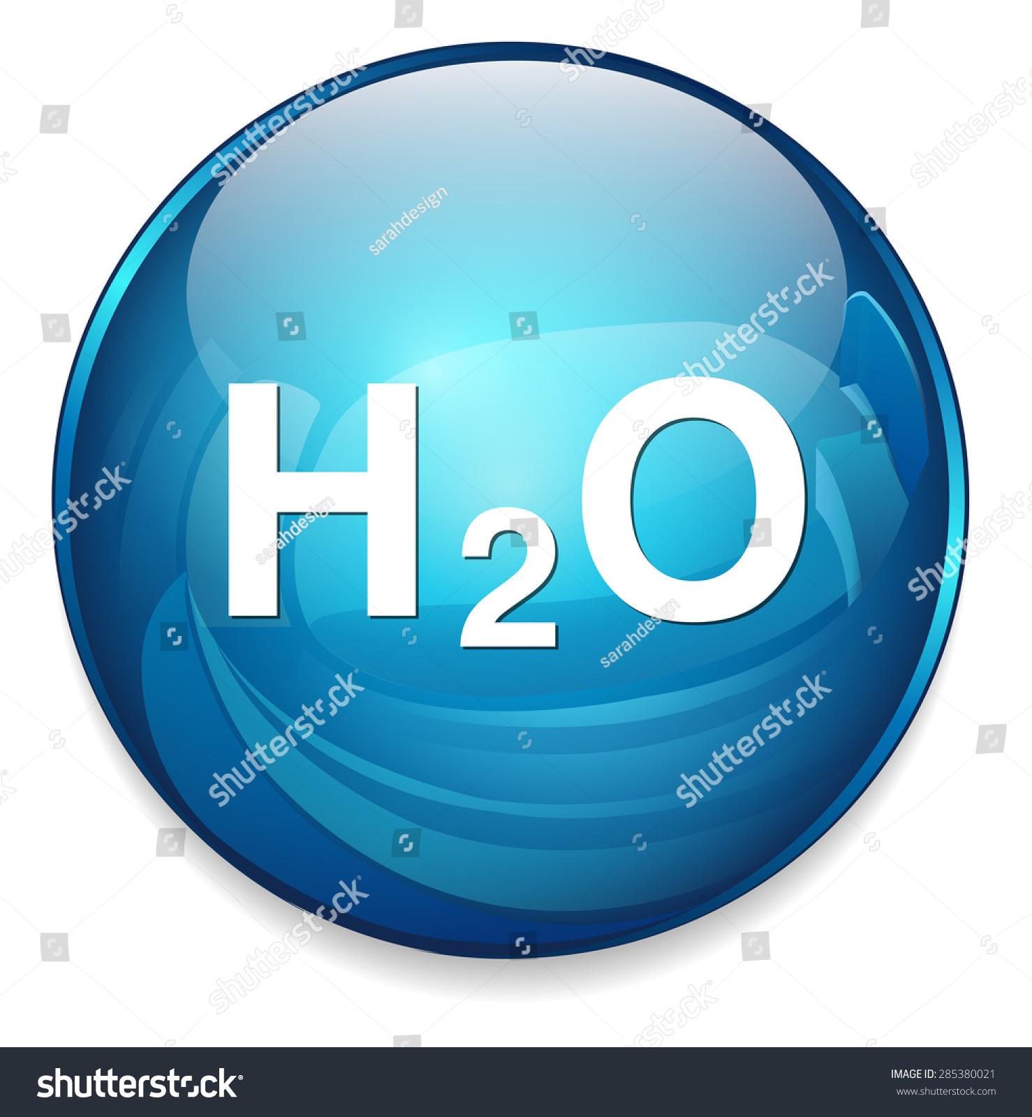 Bildquelle Plusoneshutterstockcom: H2o.egy Víz Csepp. Elég