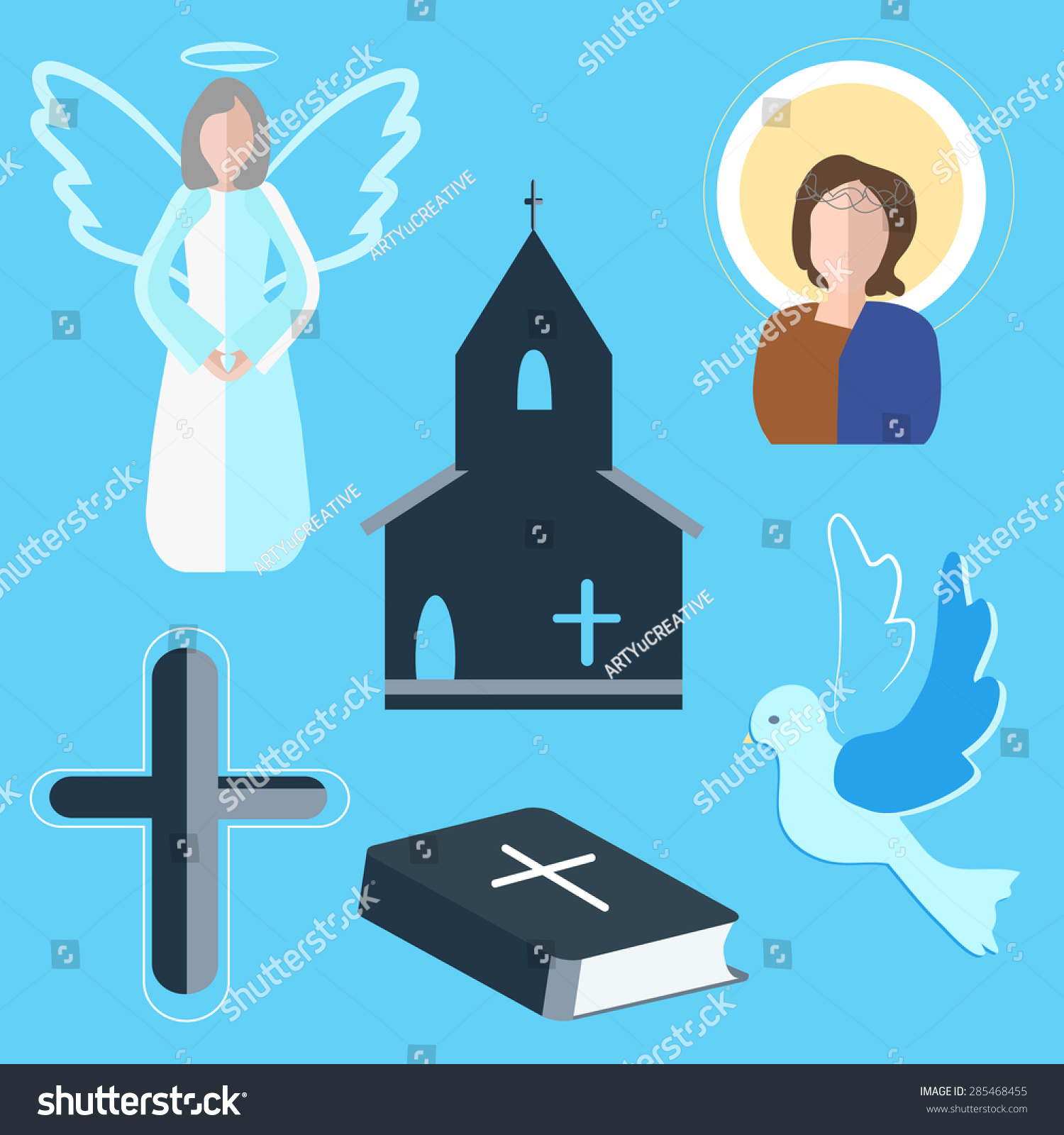 elements of religion Cultures are often full of popular stereotypes about religion, both positive and  negative many people uncritically, without questioning tend to believe that  religion.