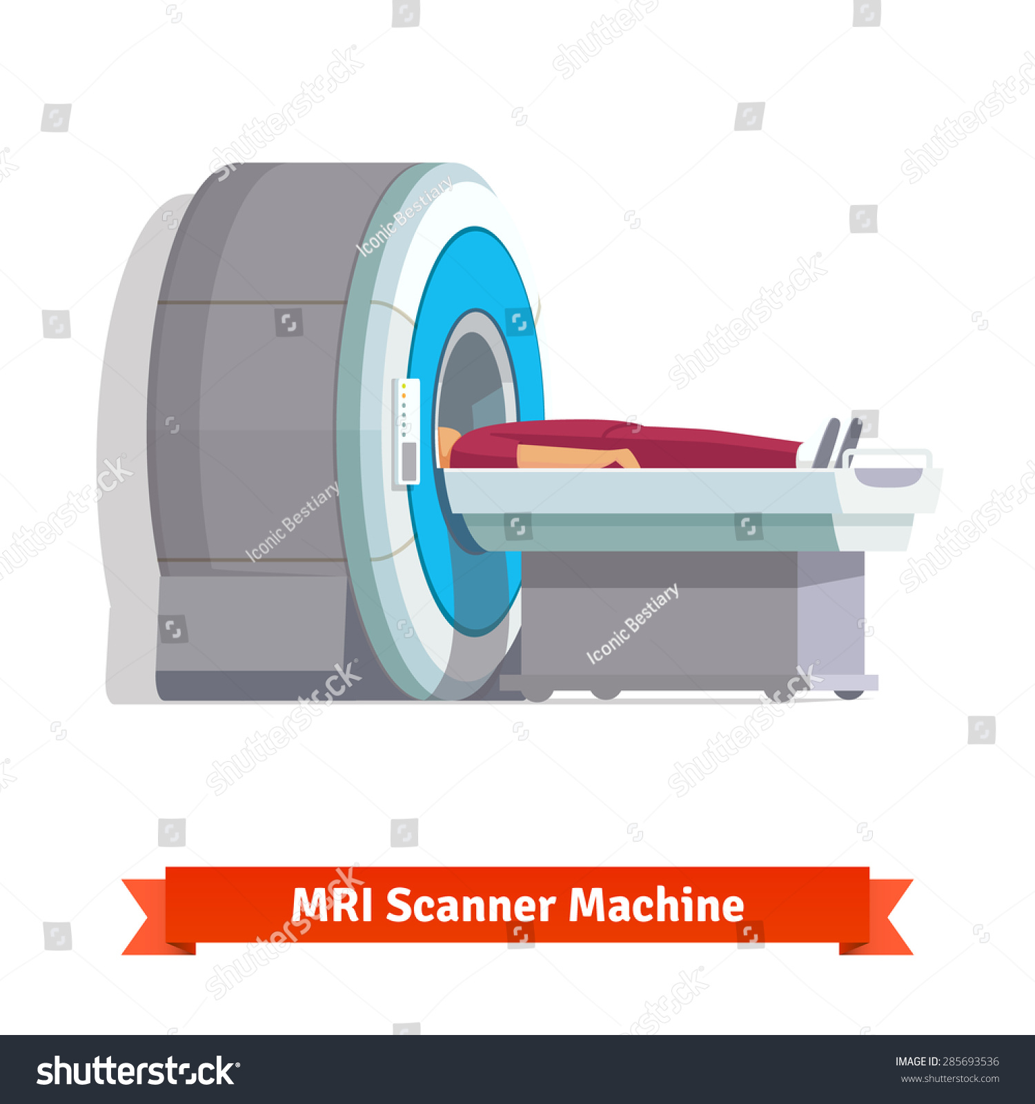 mri imaging machine