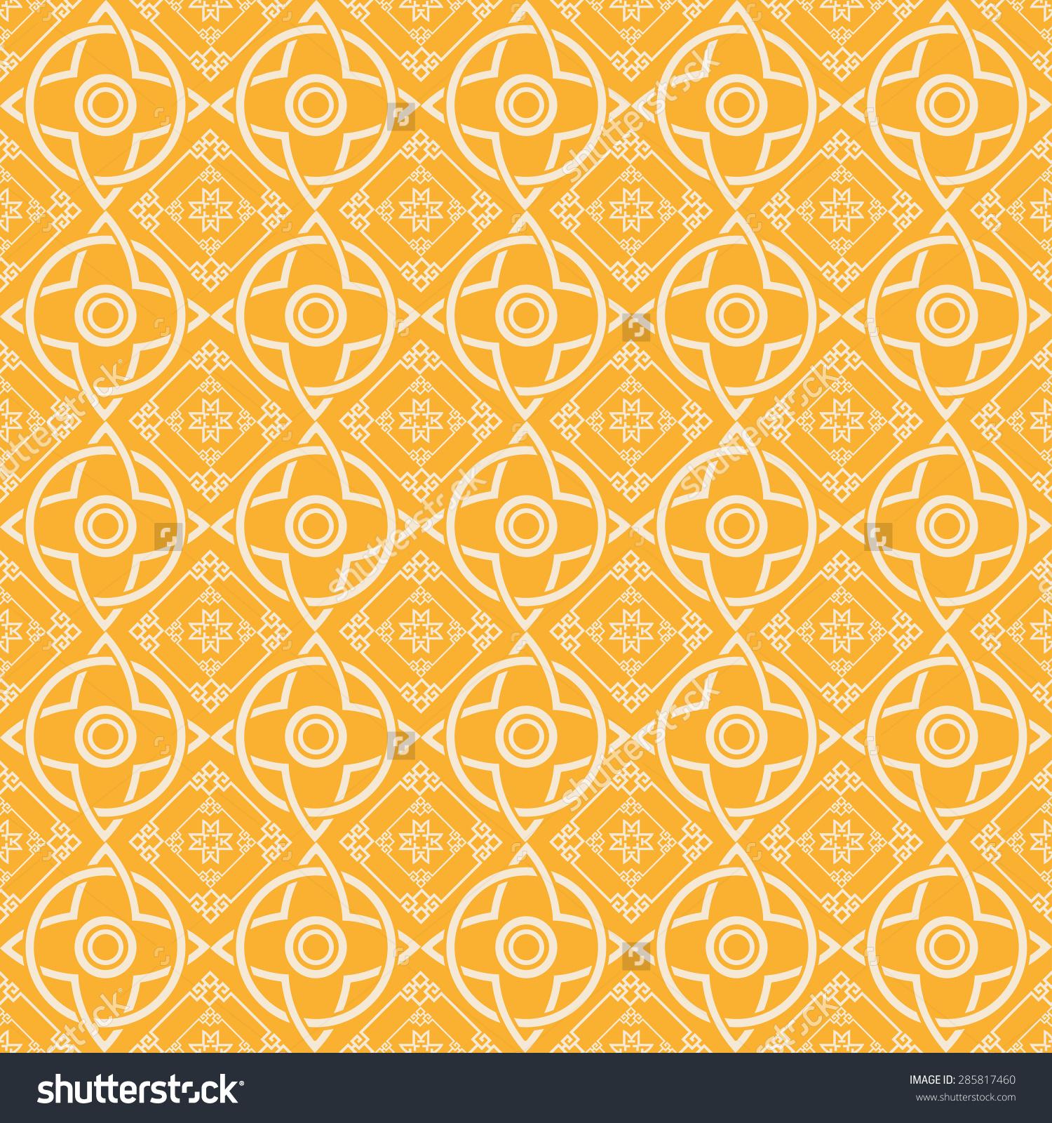 Modern Chinese Pattern