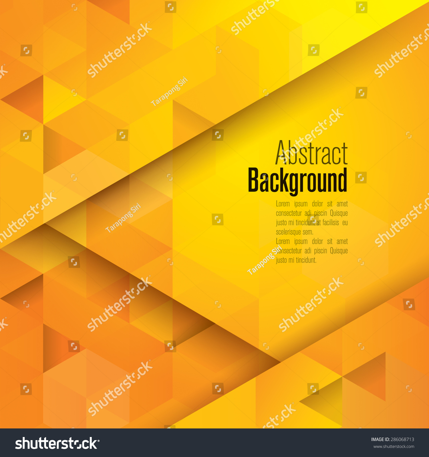 Yellow Book Cover Design ~ Yellow abstract background vector can be used in cover