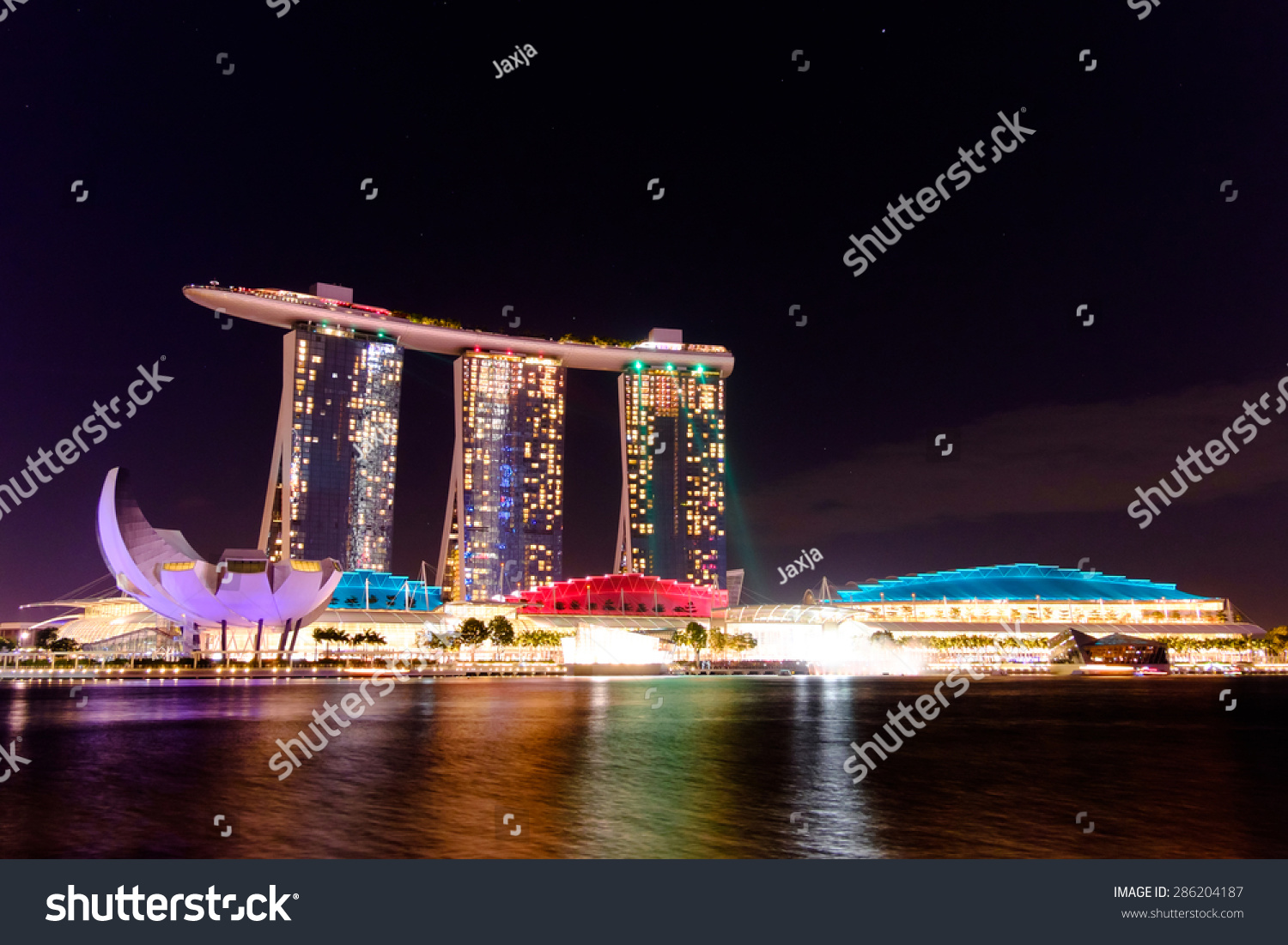Home - Marina Bay