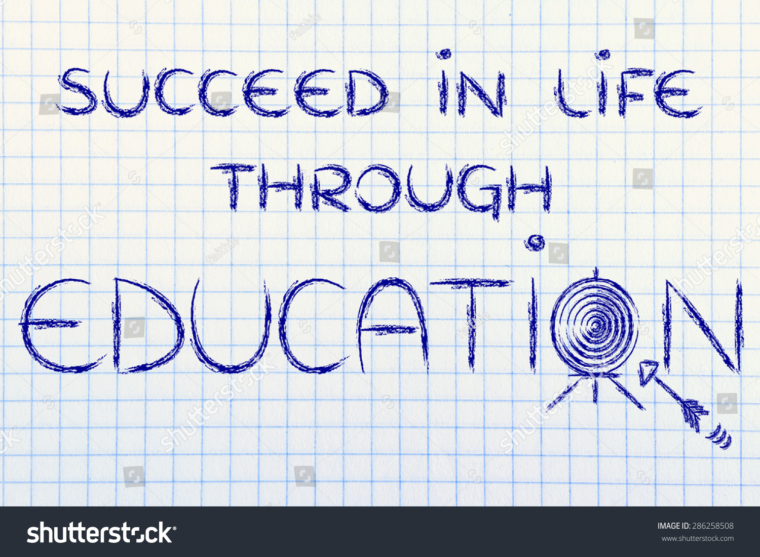describing success in life through education Writing sample of essay on a given topic is education the only key to success  and through education people have succeeded in doing their  in his or her life.