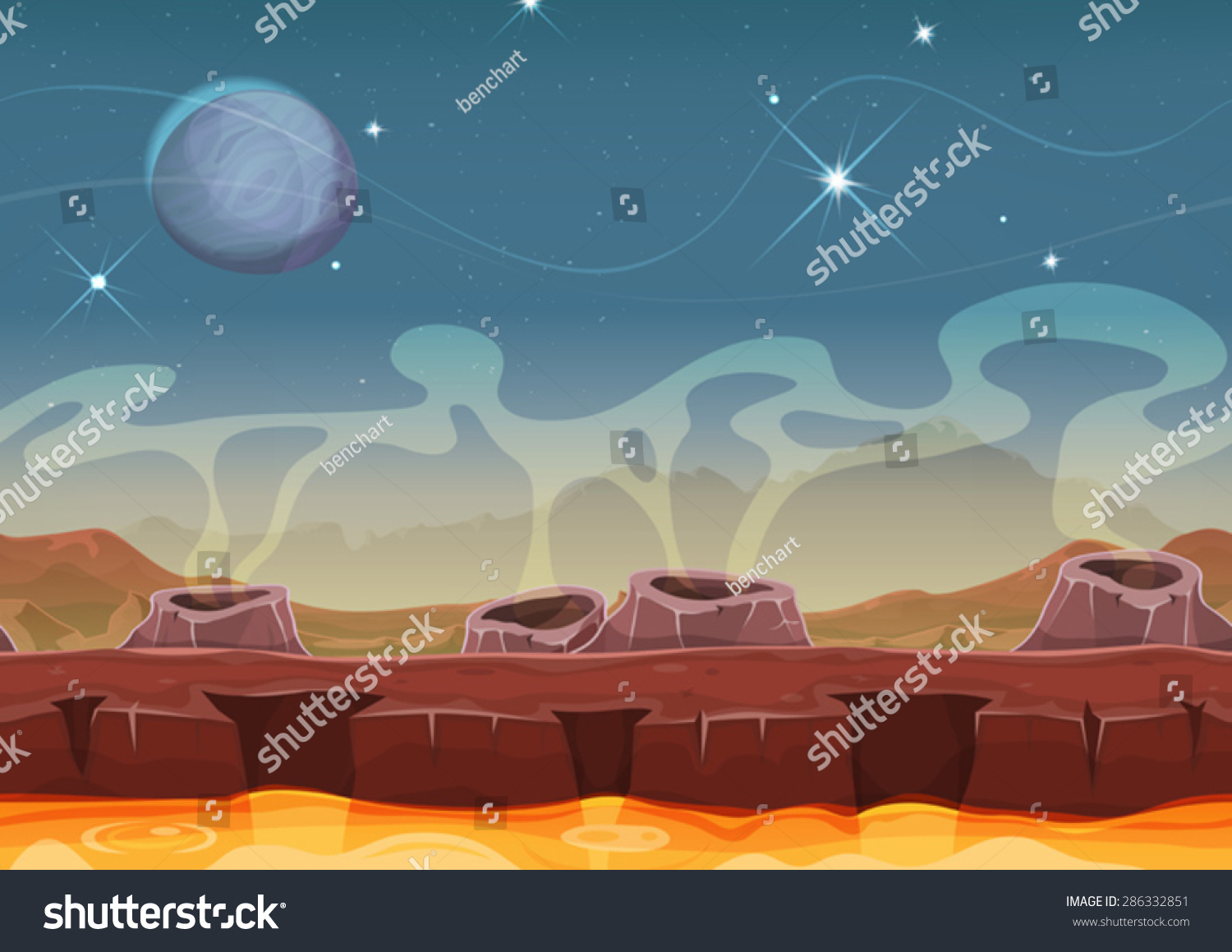 sci fi landscape alien planets - photo #27