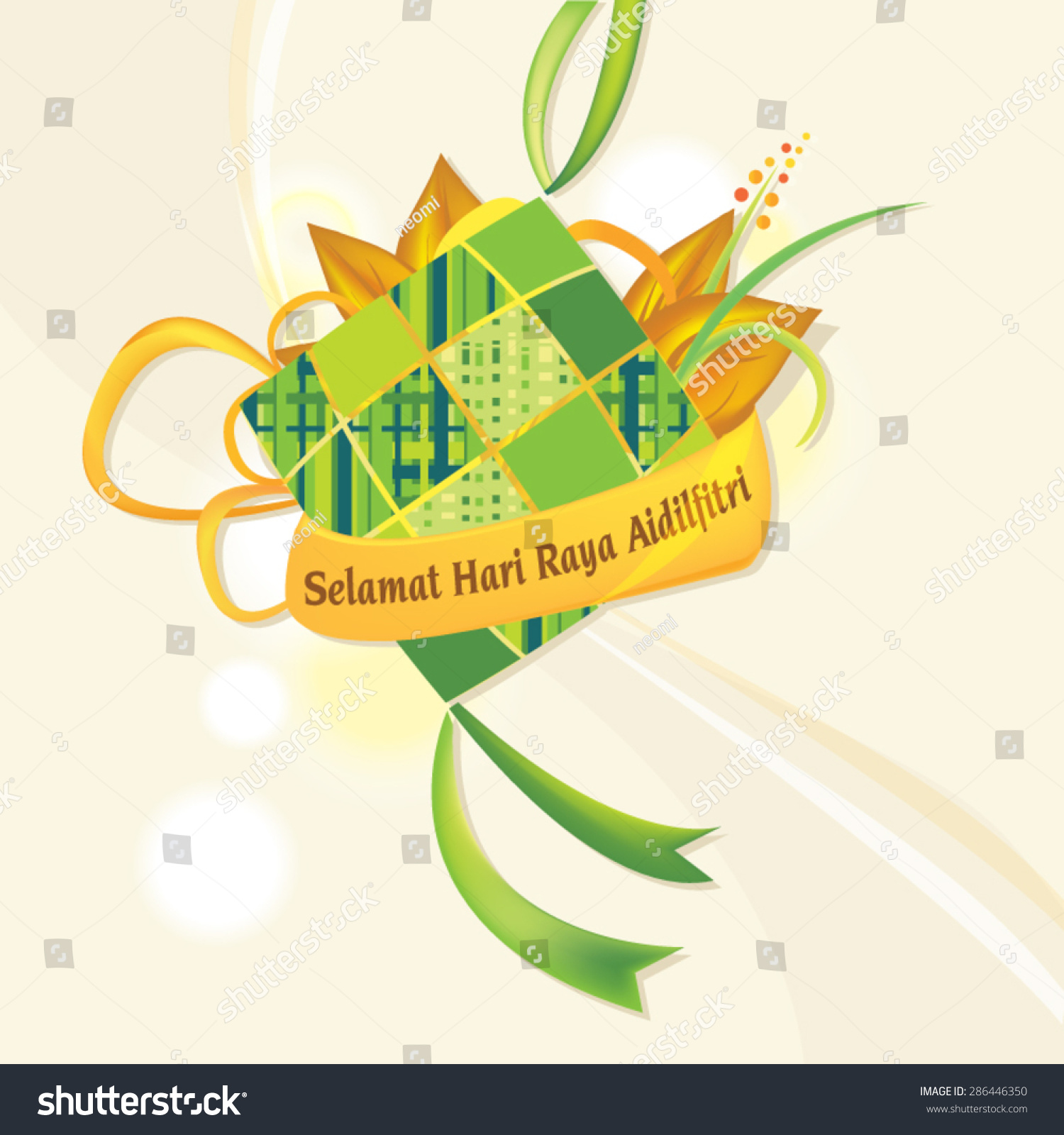 Royalty free hari raya greeting graphic selamat 286446350 hari raya greeting graphic selamat hari raya aidilfitri literally means feast of eid kristyandbryce Image collections