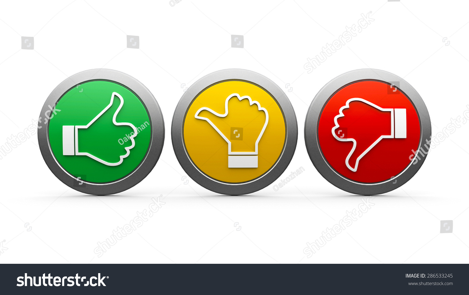 Https Www Shutterstock Com Image Illustration Positive Neutral Negative Icons Isolated On 286533245