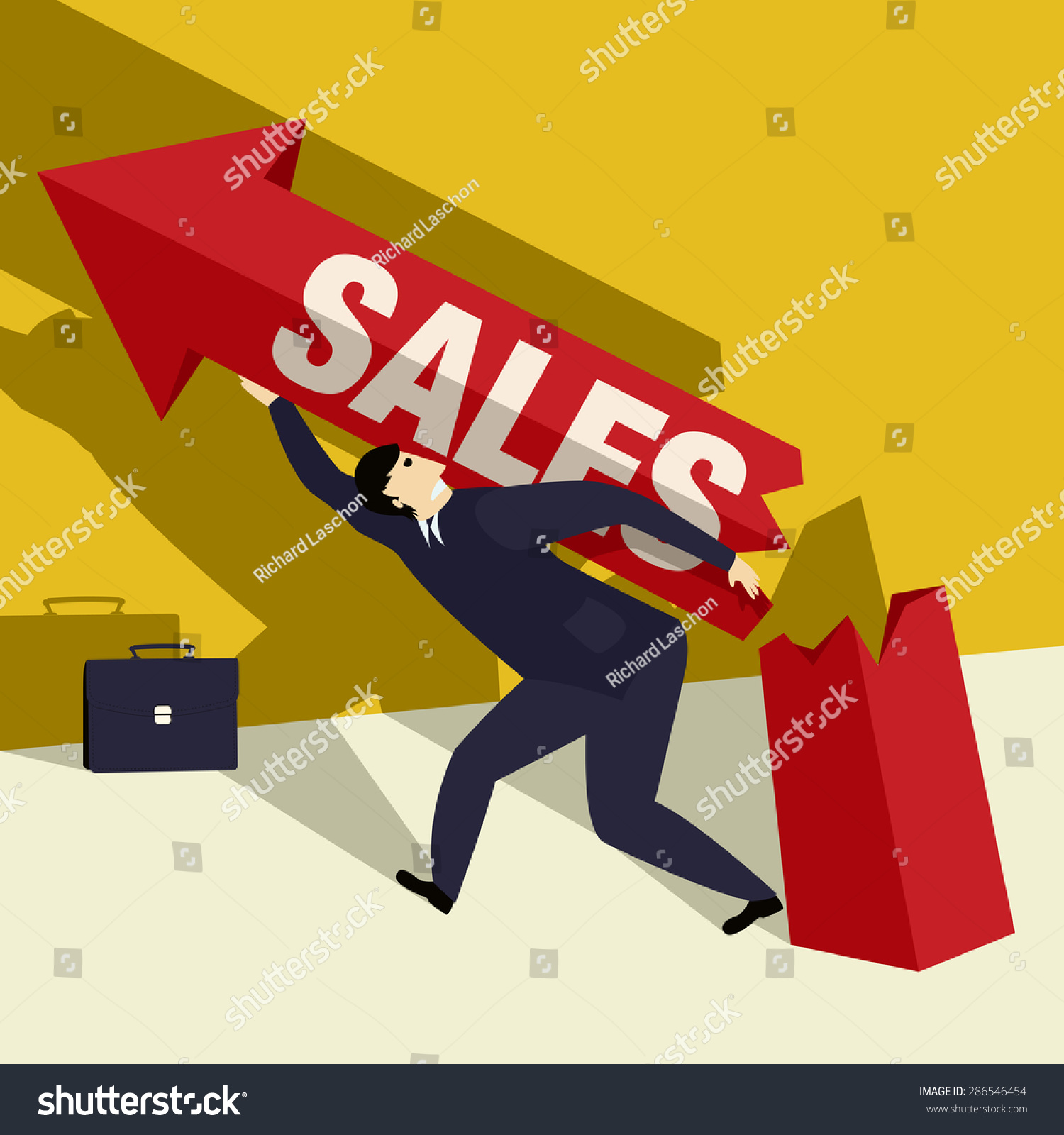 stock-vector-illustration-of-a-business-