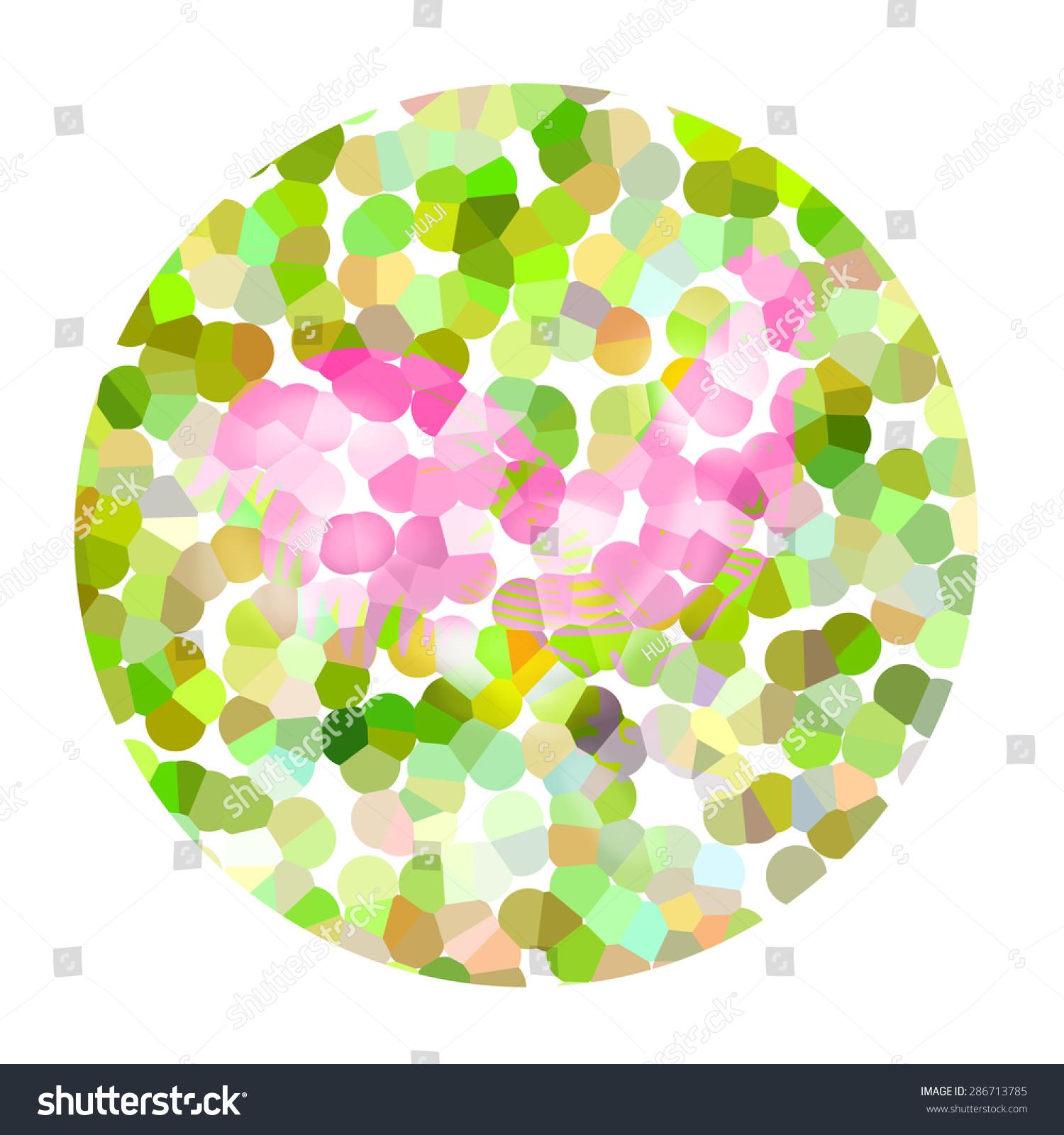 Color Blind Test The Cock Stock Illustration 286713785 - Shutterstock