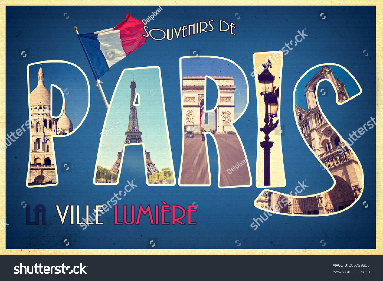 Collage souvenirs de paris la ville lumiere meaning for Piscine meaning in english