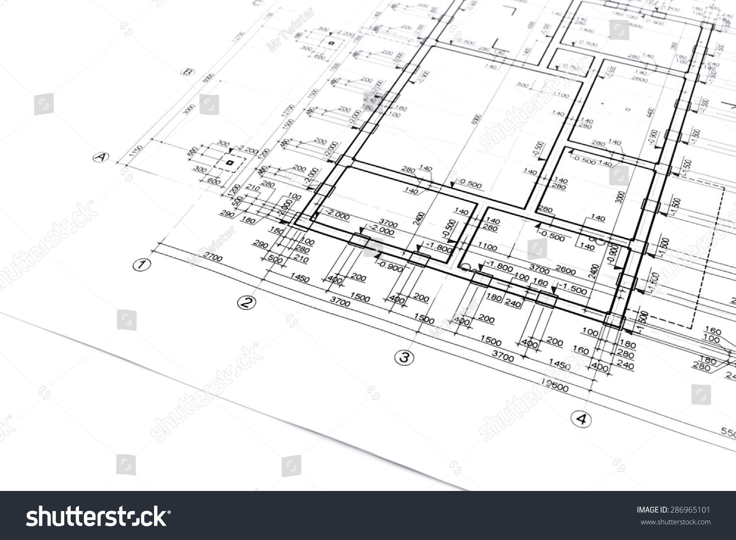 architectural drawings floor plans. Blueprint Floor Plans, Engineering And Architecture Drawings Architectural Plans