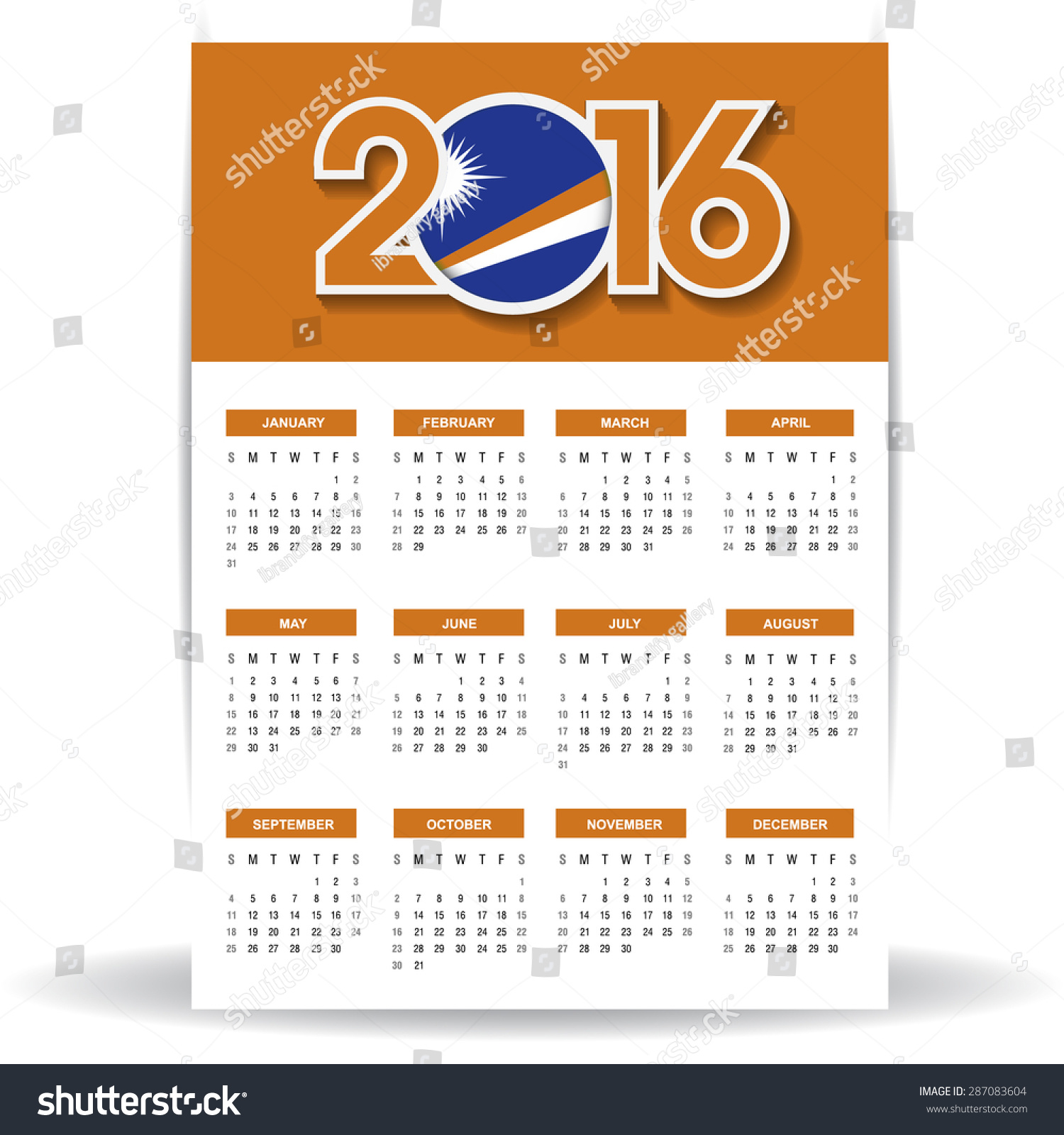 calendar-marshall-islands-country-flag-banner-happy-new-year-calendar ...