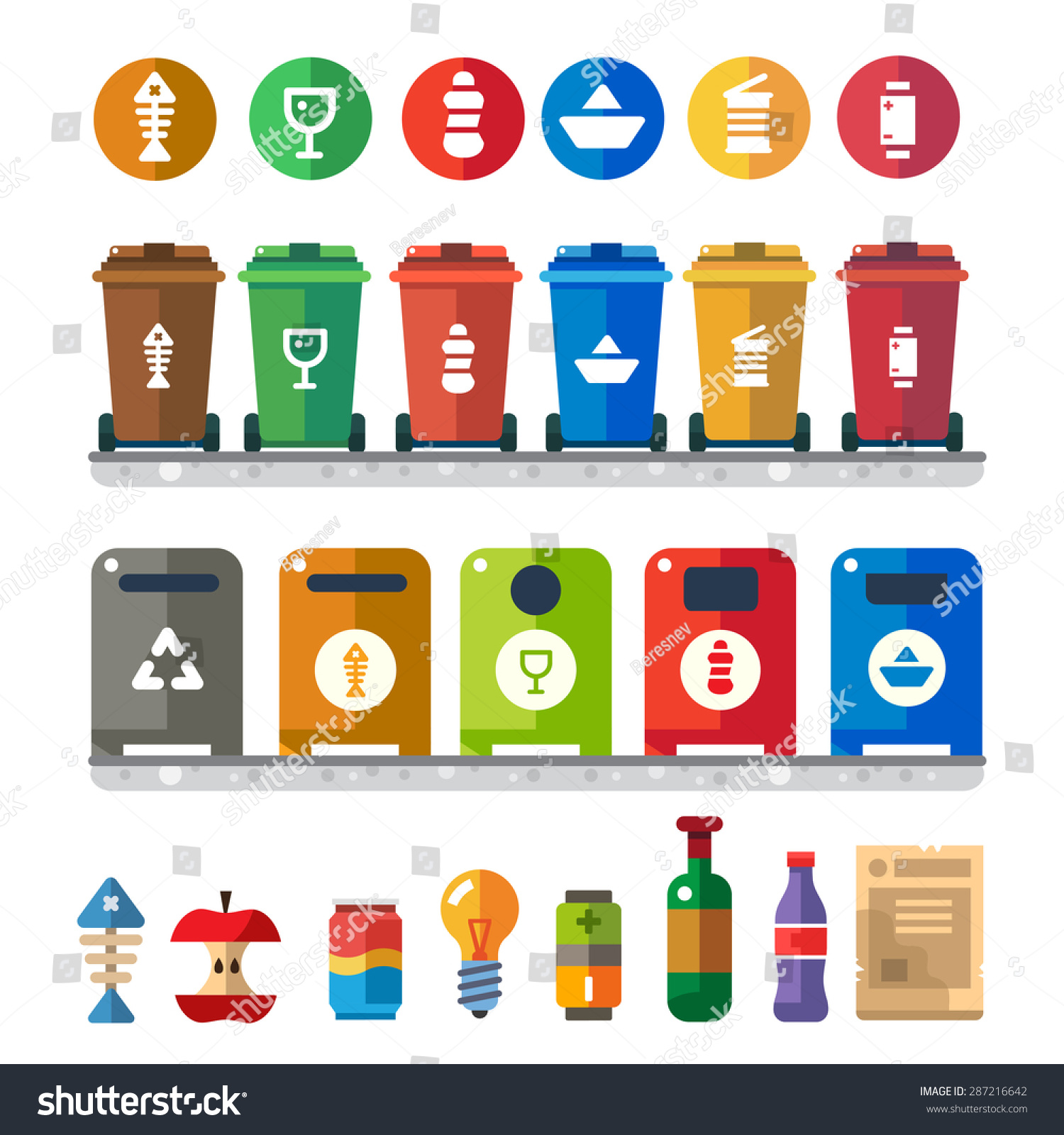 sorting plastic waste The results of separate collection and technical sorting should show the potential of plastic recovery (including dirt/water, excluding non-plastics in plastic fractions) in both systems with regard to the waste generation in kilogram per capita and year (kg (cap.