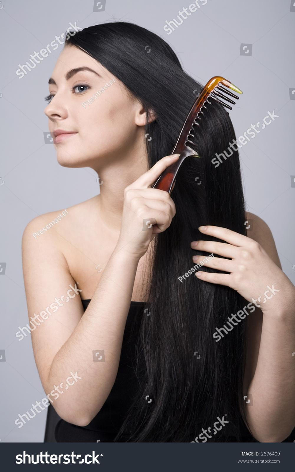 Sexual Image Long Hair 107