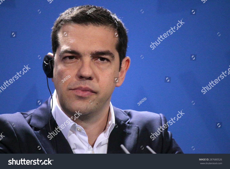 Alexis Tsipras - CNBC