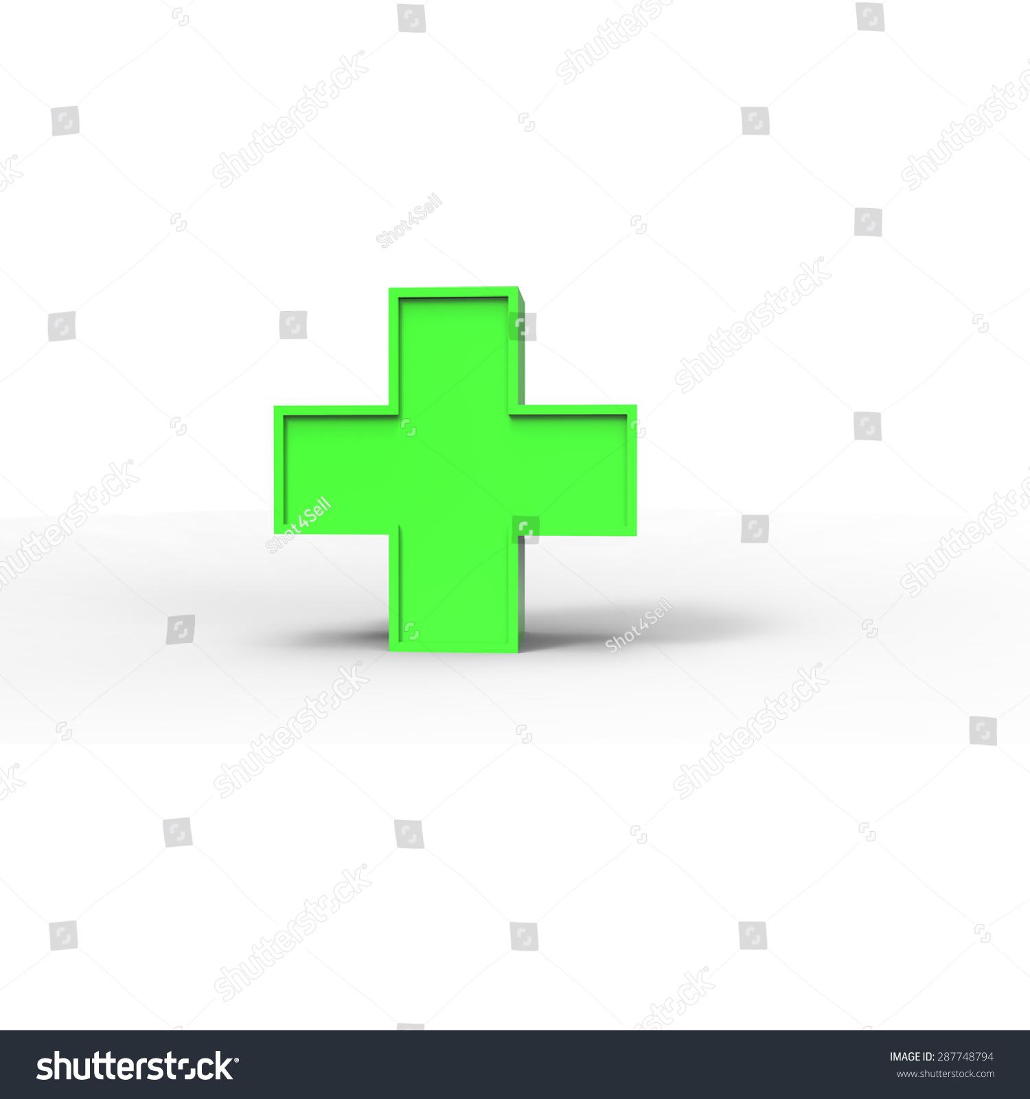 Medical Plus Symbol