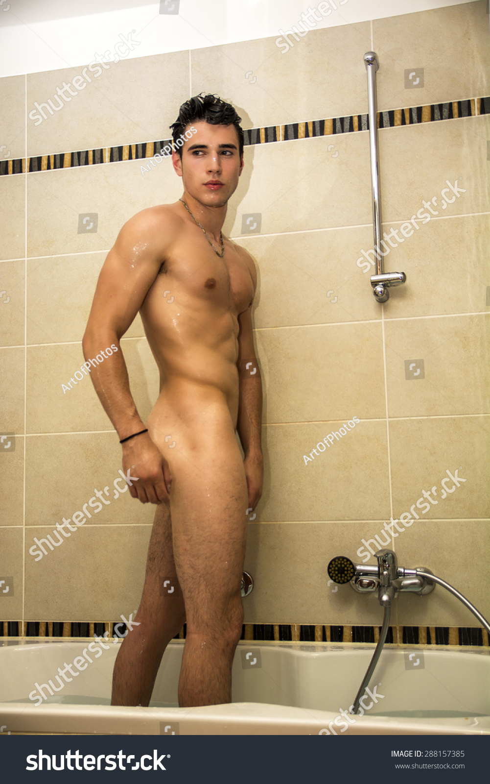 gay porn men taking showers