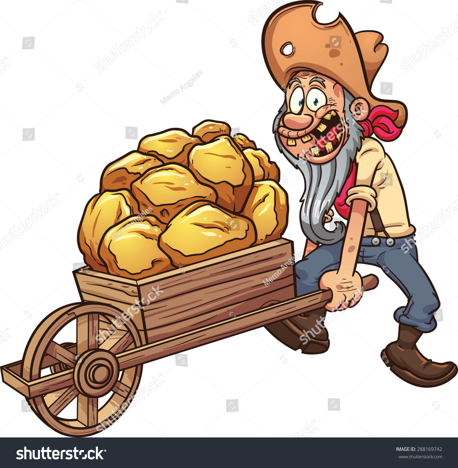 Back > Gallery For > Gold Mining Clipart