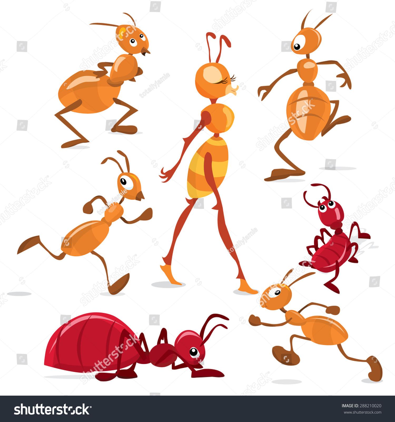 Queen ant cartoon images - photo#25