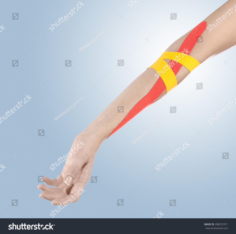 Human Elbow Pain Anatomy Injury Caused Stock Photo (Edit Now ...